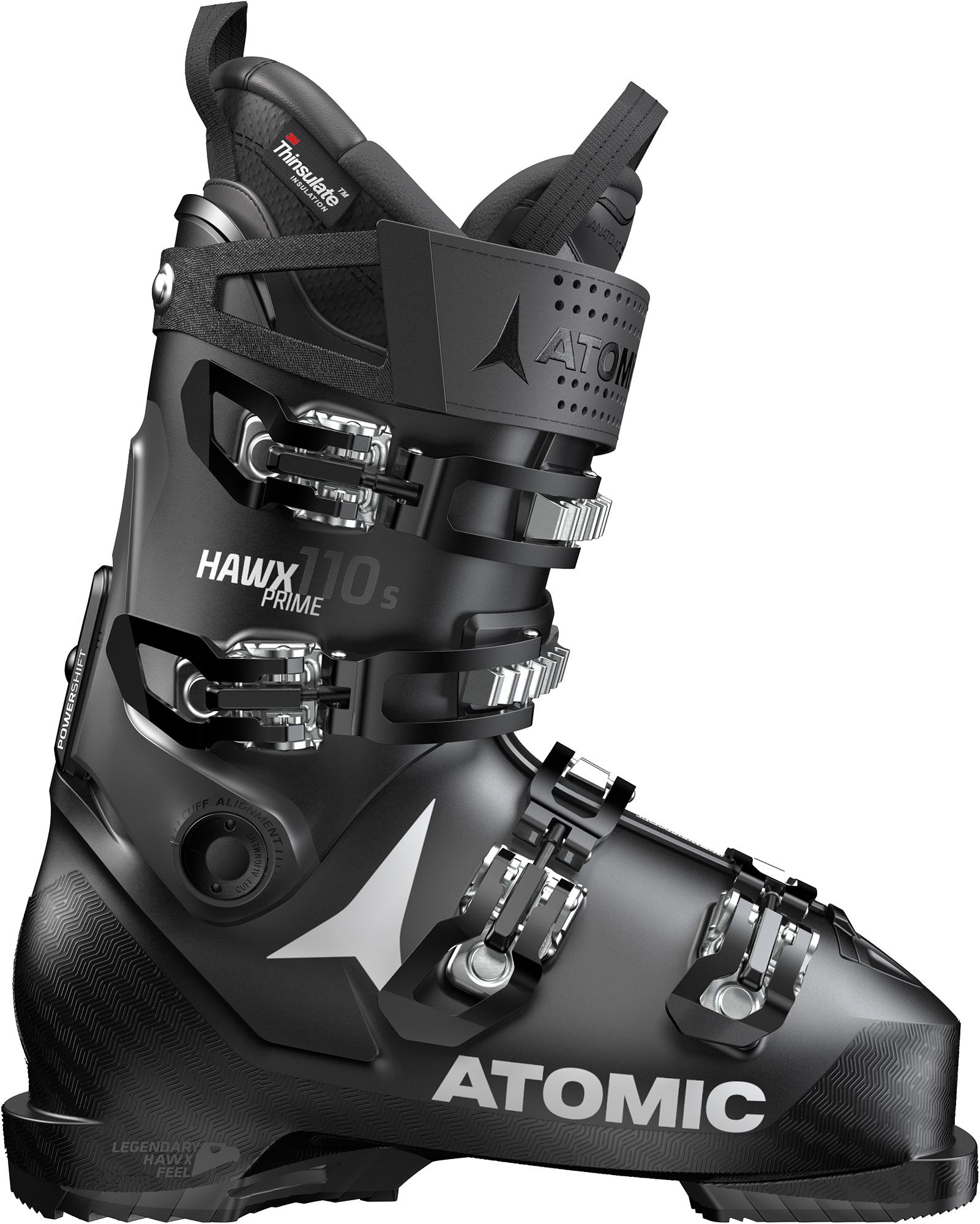 лучшая цена Atomic Ботинки горнолыжные Atomic Hawx Prime 110 S, размер 46