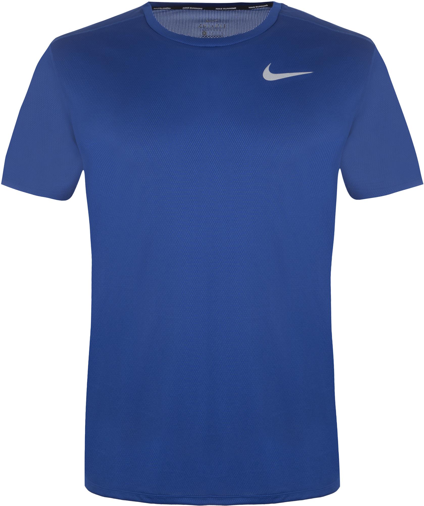 Nike Футболка мужская Nike Breathe Run, размер 50-52