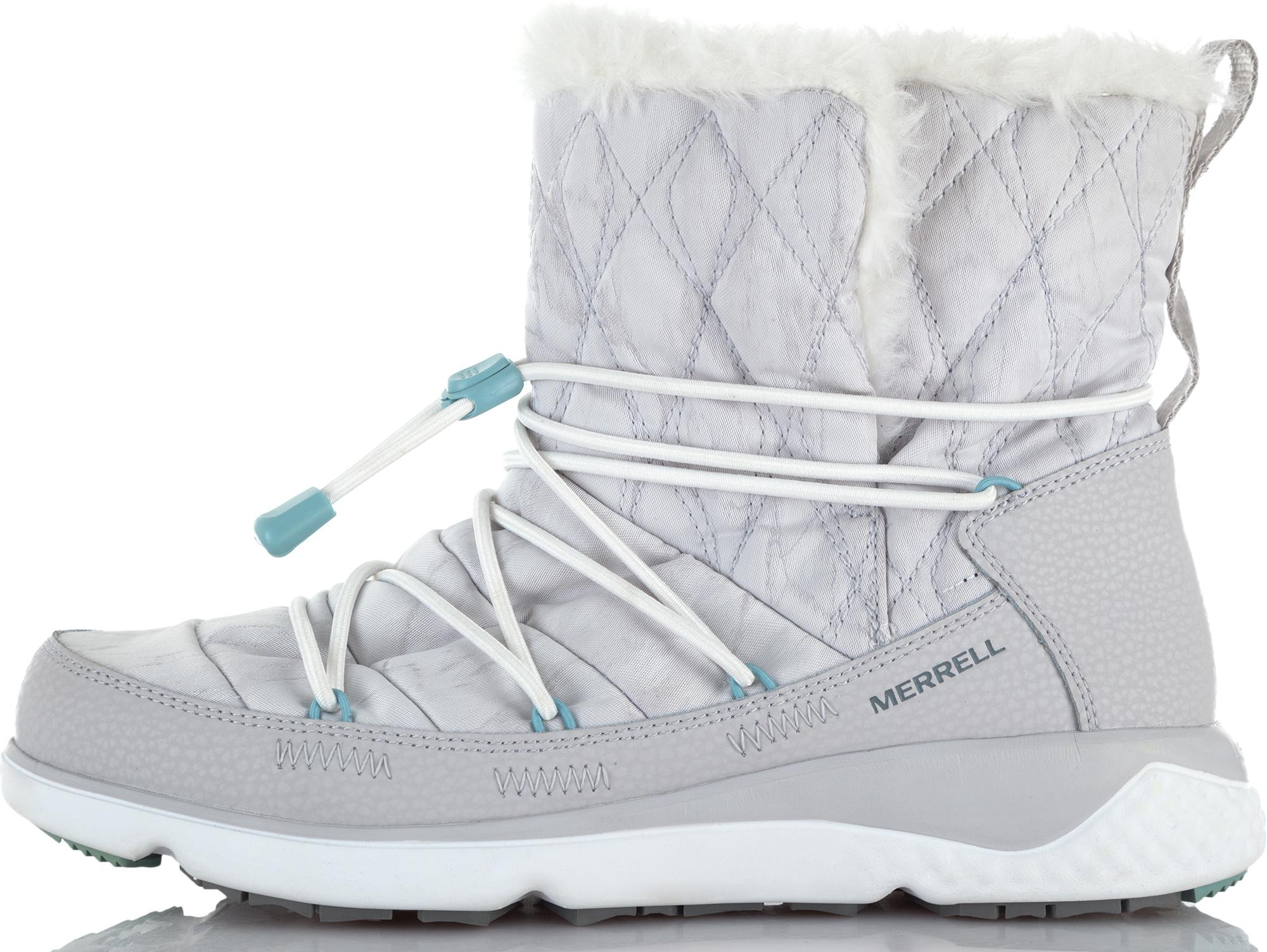 купить Merrell Ботинки утепленные женские Merrell 1six8 Farchill Mid Polar Fc+, размер 37,5 онлайн