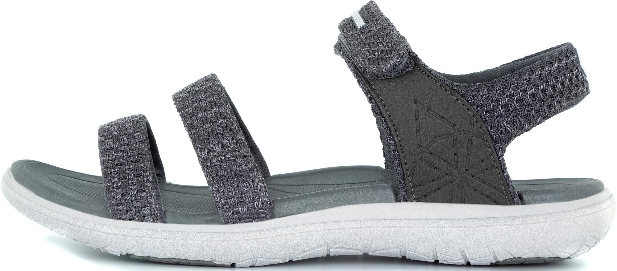 Outventure Сандалии женские Outventure Venera Knit, размер 40 туфли женские spur цвет серый ax024 01 15 pk размер 40