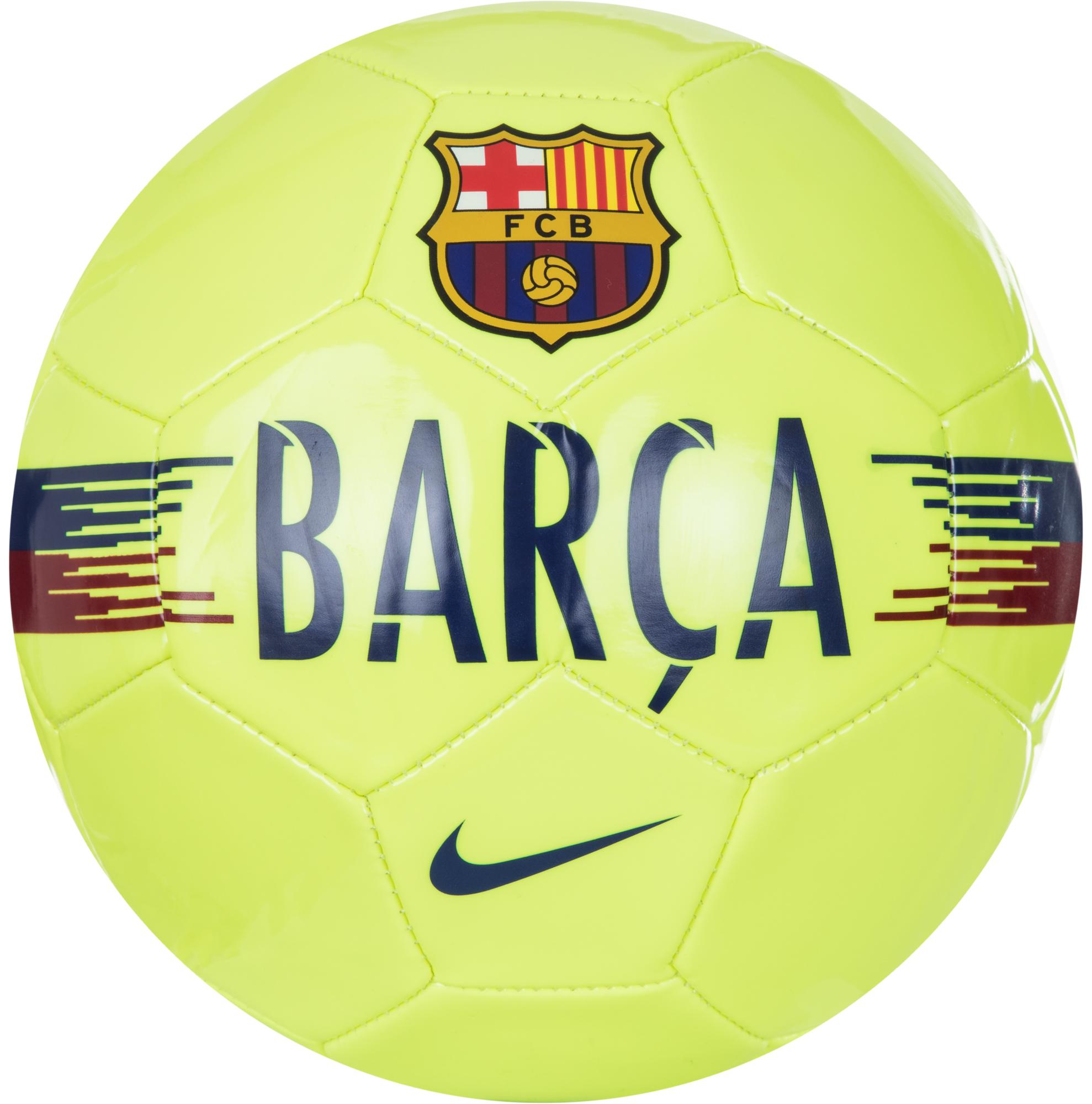 все цены на Nike Мяч футбольный Nike FC Barcelona Supporters, размер 5