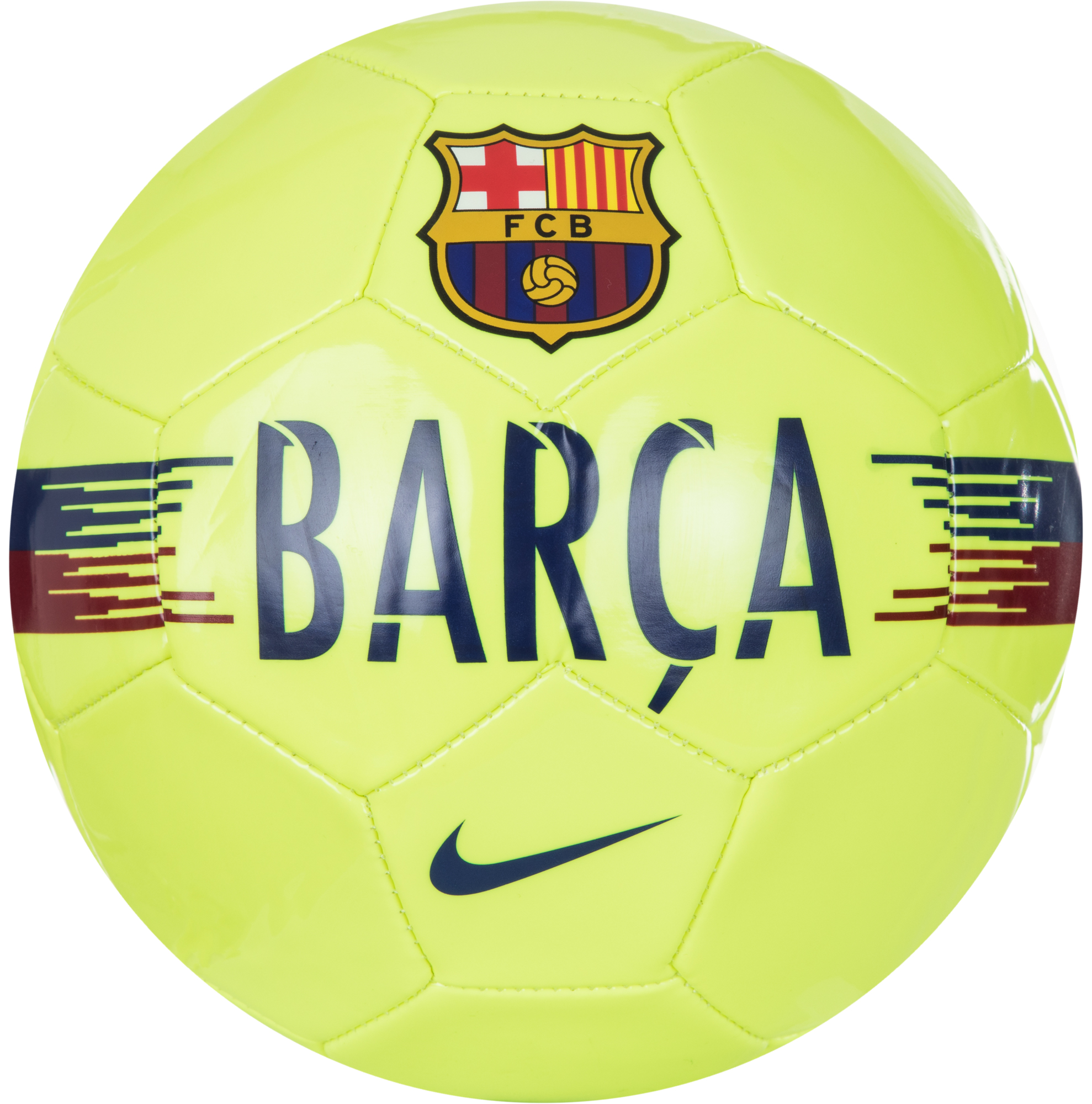 Nike Мяч футбольный Nike FC Barcelona Supporters, размер 5 атрибутика шапка вязаная fc barcelona арт 115102