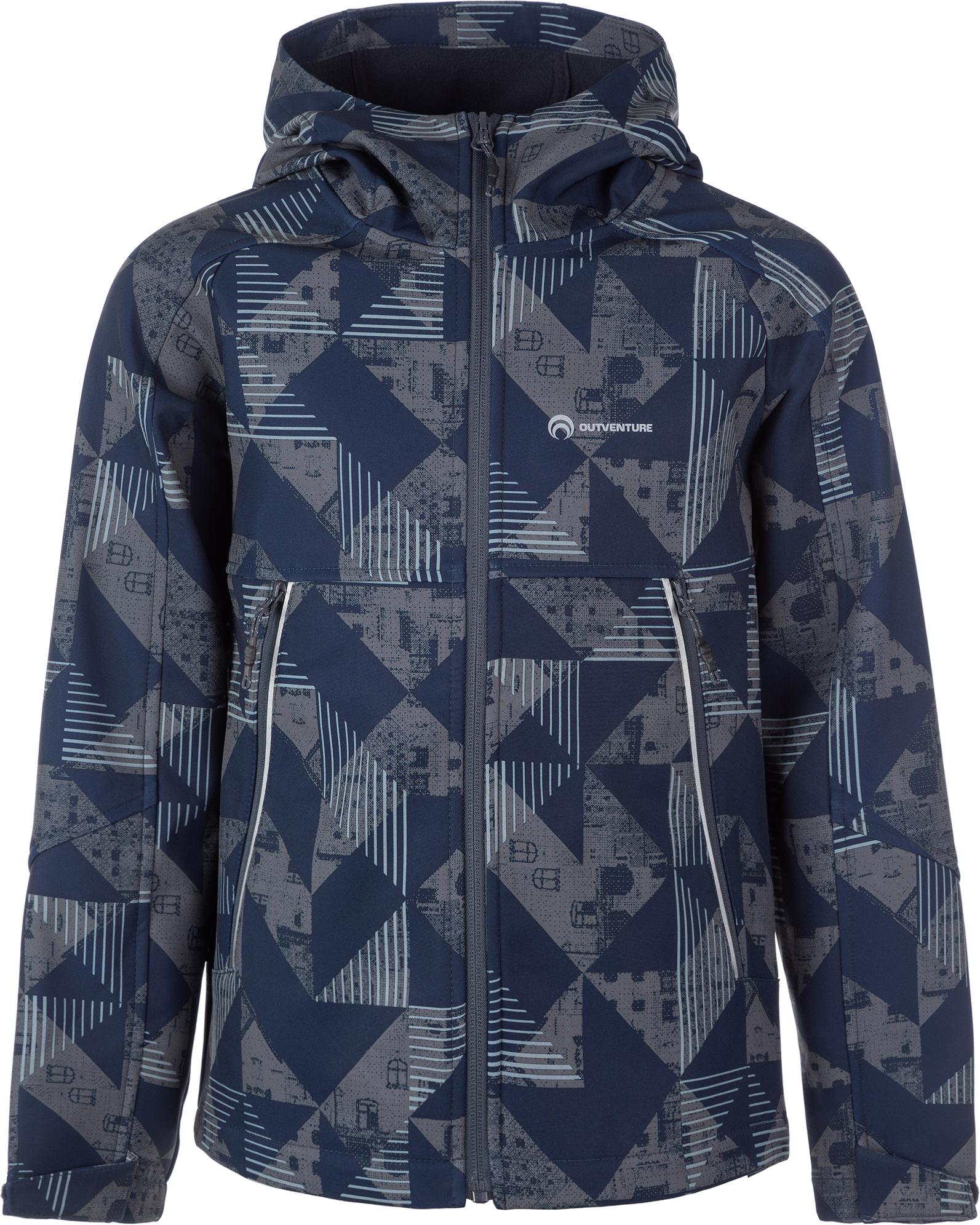 Outventure Куртка для мальчиков Outventure, размер 170 куртка женская oodji ultra цвет бежевый 10304291 19781 3300n размер 34 170 40 170