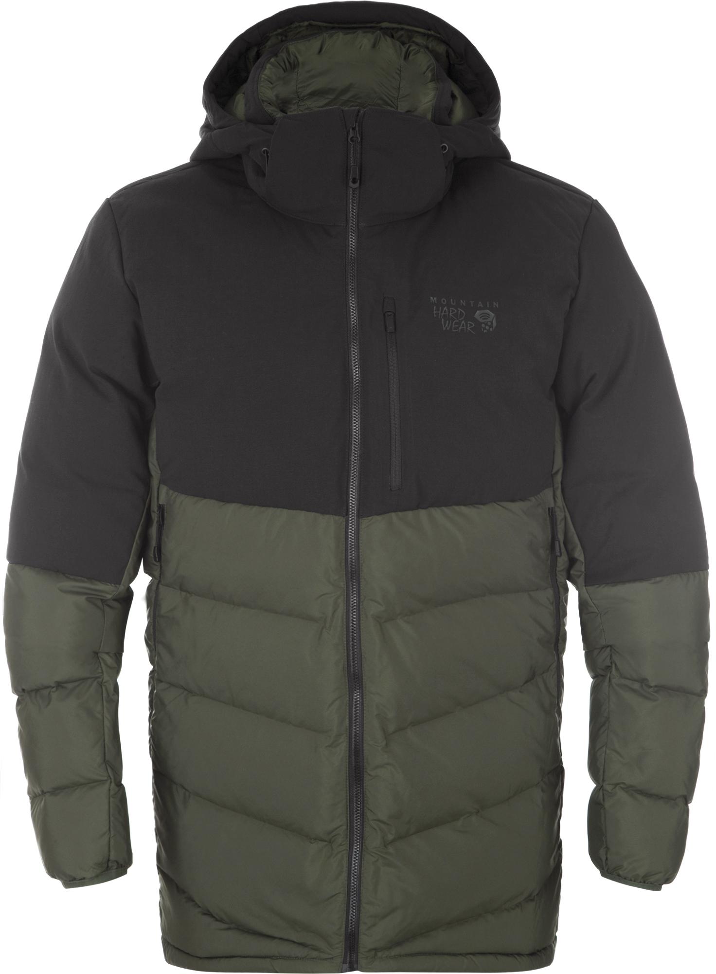 Mountain Hardwear Куртка утепленная мужская Mountain Hardwear Thermist Coat, размер 52 mountain hardwear куртка утепленная мужская mountain hardwear radian размер 56