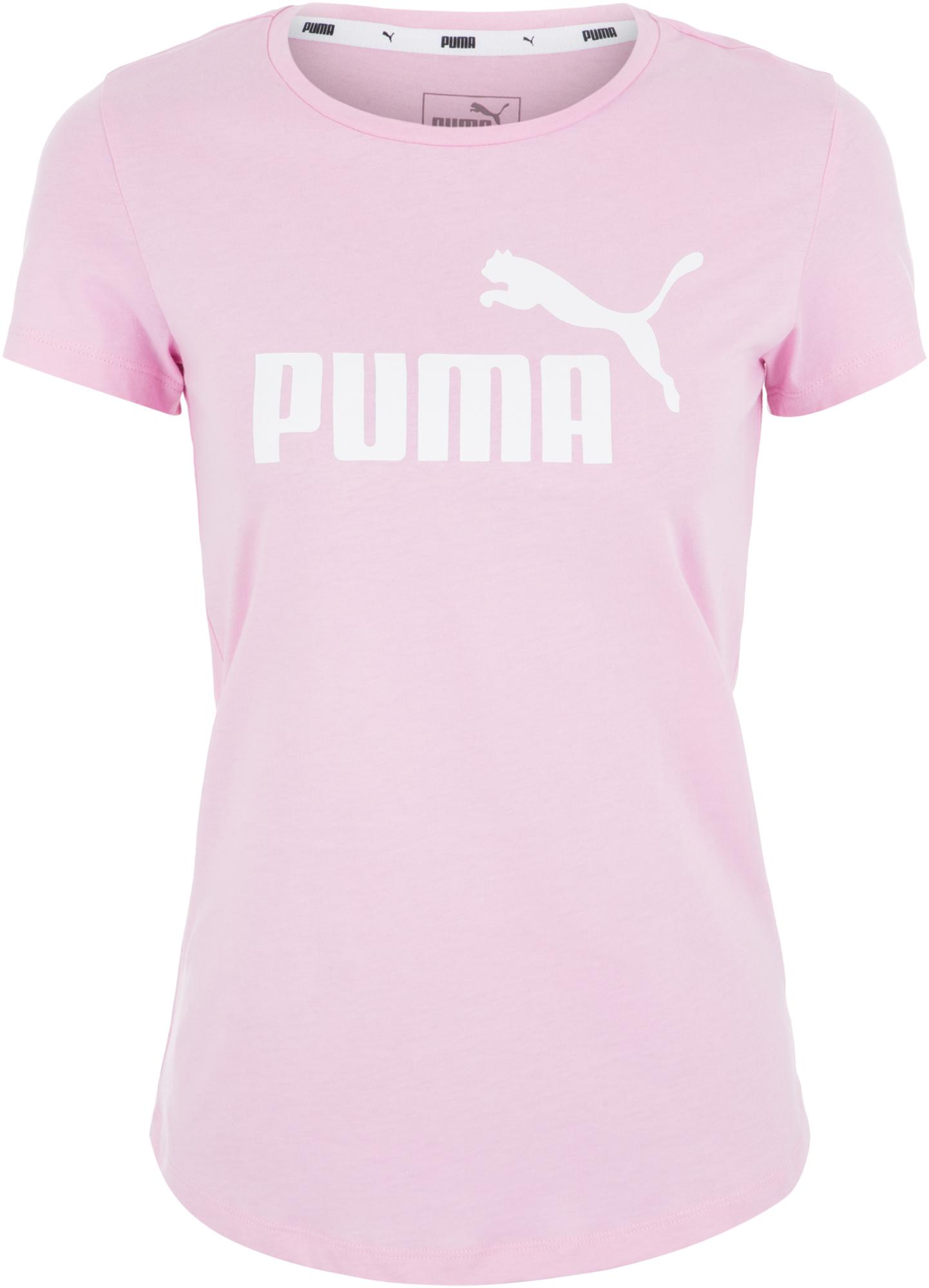 Puma Футболка женская Puma ESS Logo, размер 48-50