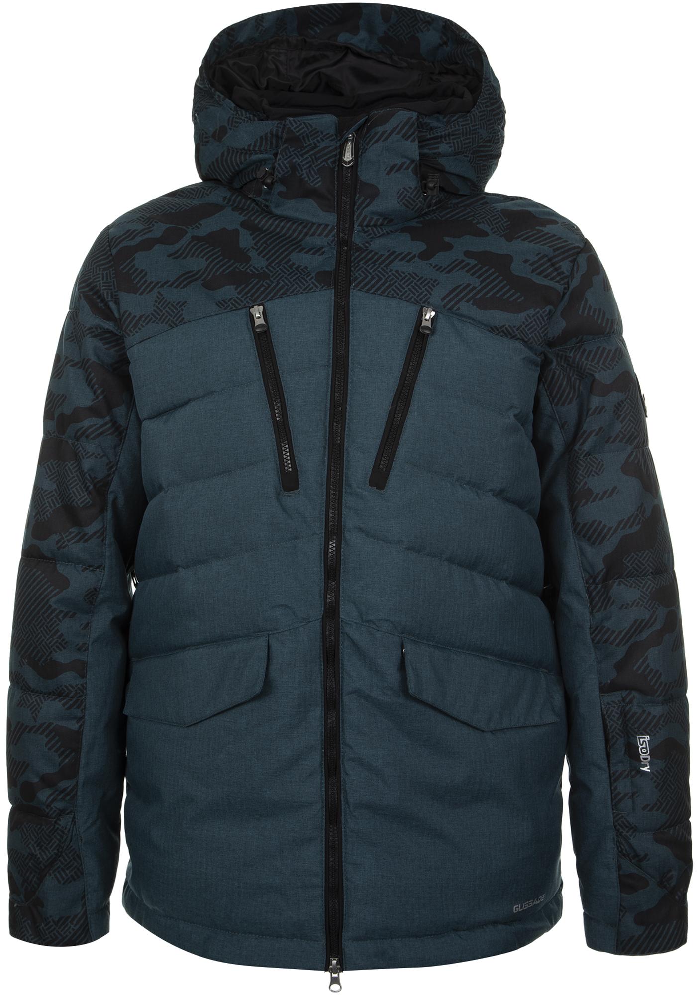 Glissade Куртка пуховая мужская Glissade, размер 56-58 цена