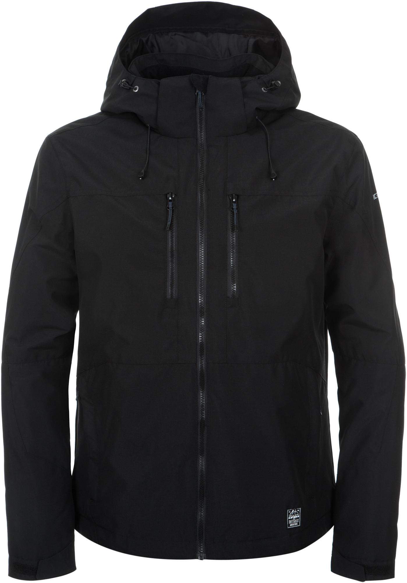 IcePeak Куртка утепленная мужская IcePeak Valton, размер 56 icepeak сумка icepeak damsel2 размер без размера