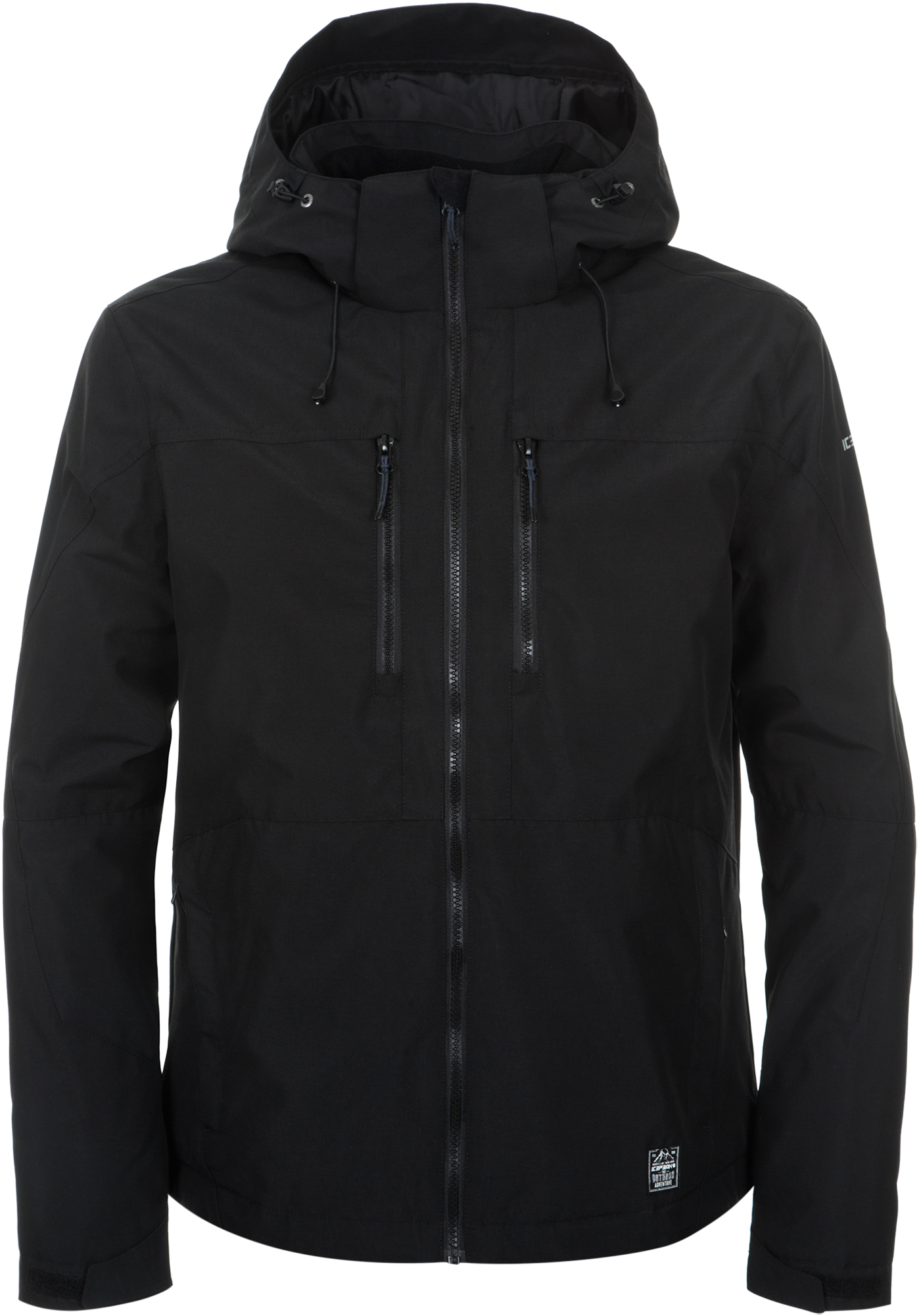 IcePeak Куртка утепленная мужская IcePeak Valton, размер 54 цена 2017