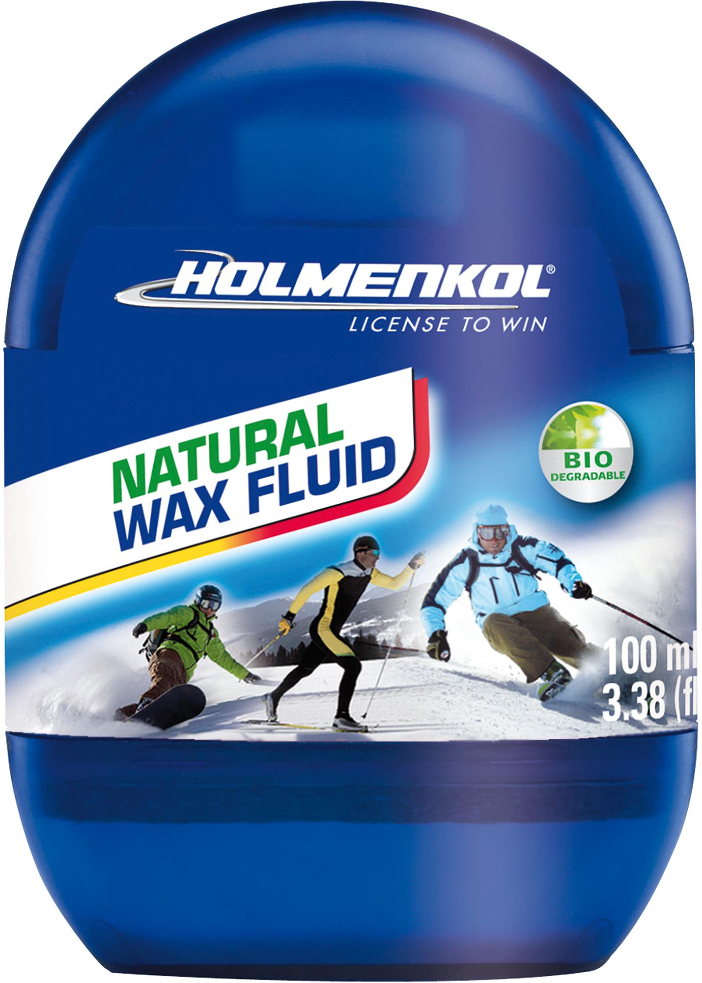 Holmenkol Мазь скольжения быстрого нанесения HOLMENKOL NaturalWax Fluid