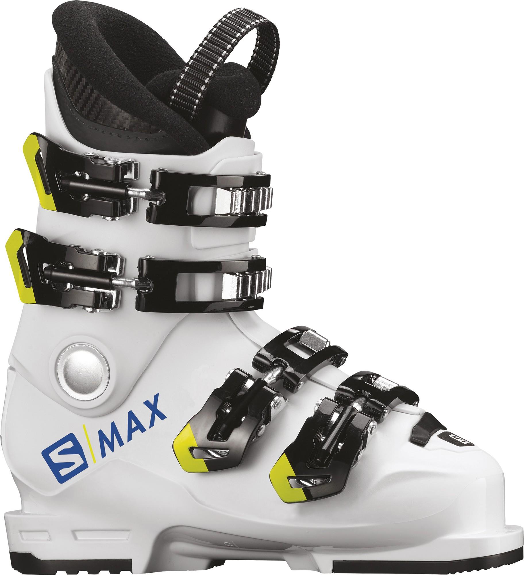 Salomon Ботинки горнолыжные детские S/Max 60, размер 24 см