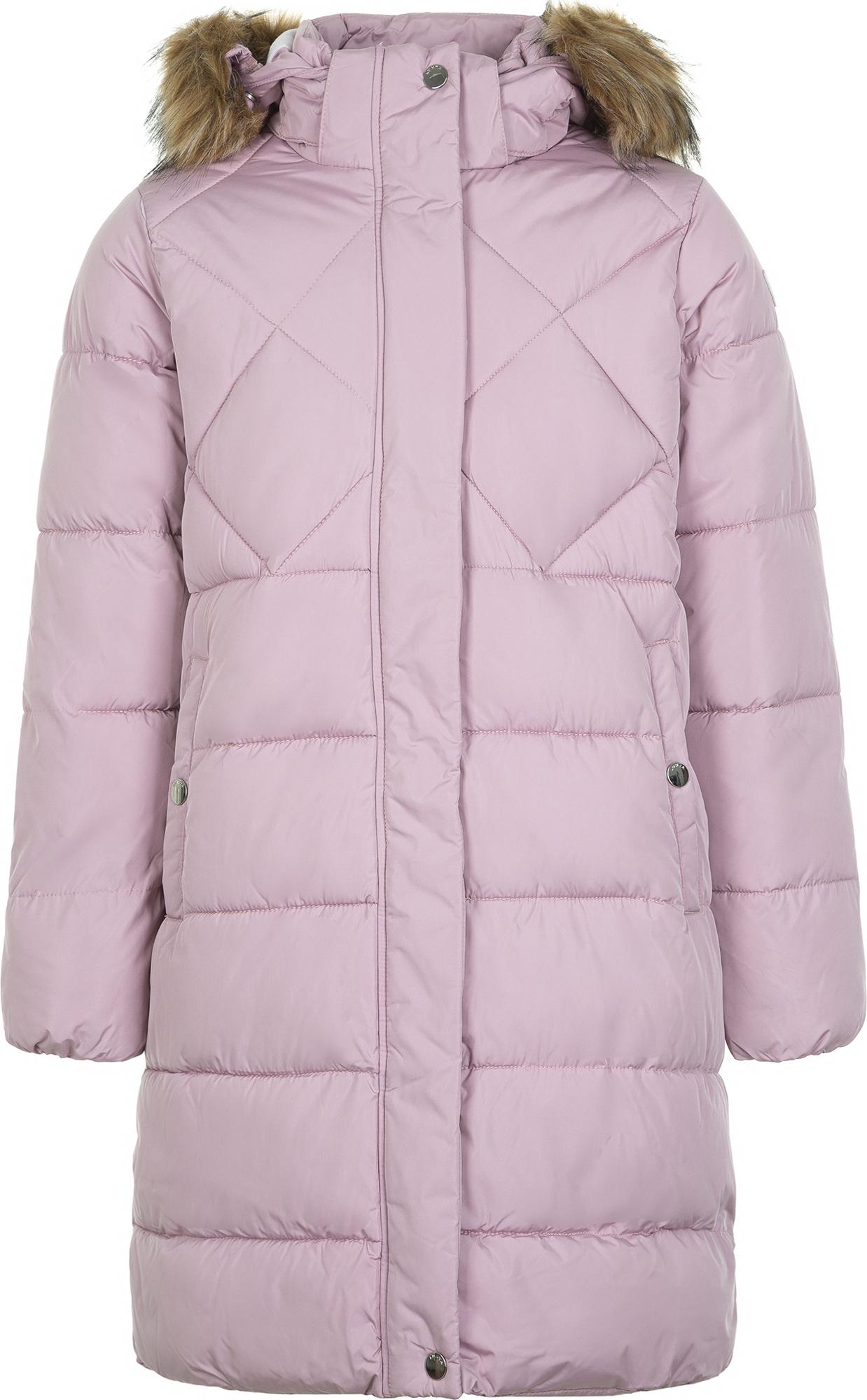 Luhta Пальто утепленное для девочек Lempos, размер 164