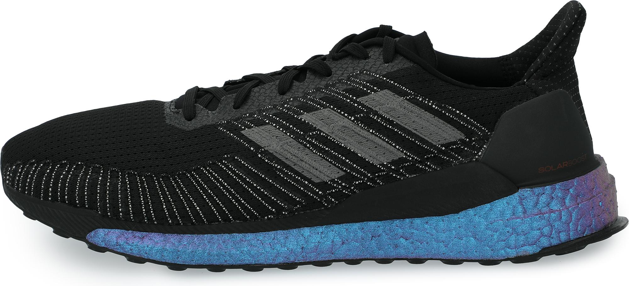 Adidas Кроссовки мужские Adidas Solar Boost 19, размер 40.5 баскетбольные кроссовки adidas rose boost rose derrick