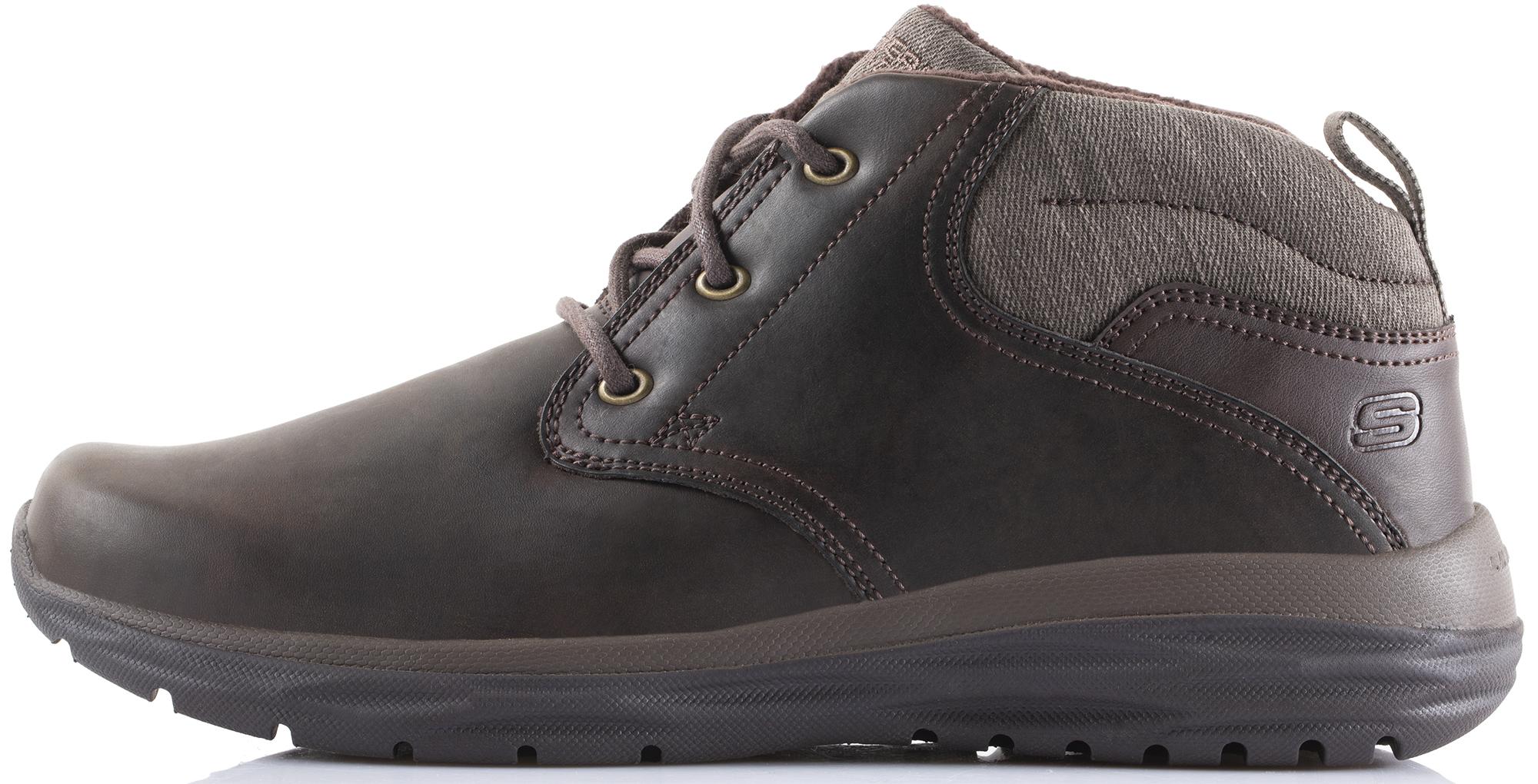 цена на Skechers Ботинки утепленные мужские Skechers, размер 43,5