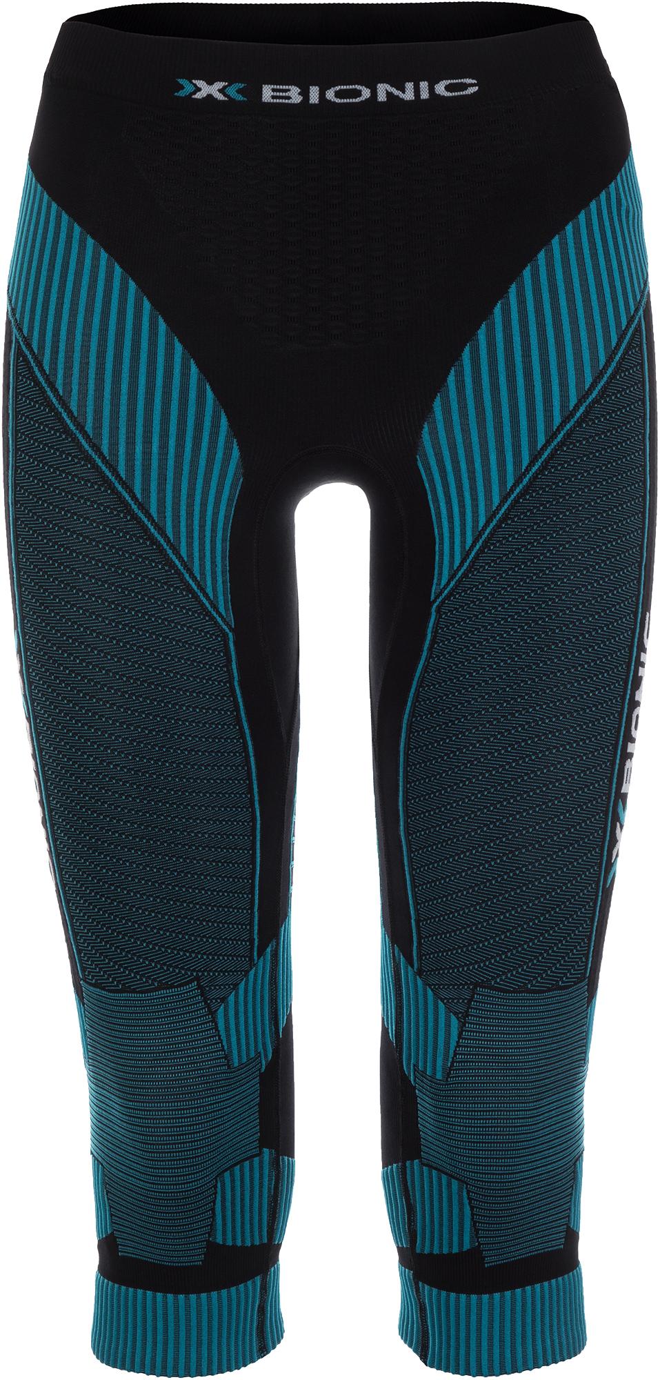 X-Bionic Бриджи женские X-Bionic Effector Power Ow, размер 48 футболка x bionic x bionic effektor running powershirt®