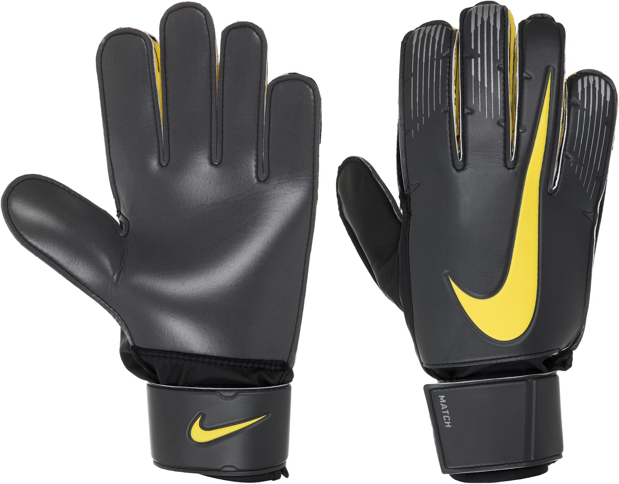 Nike Перчатки вратарские Nike Match Goalkeeper, размер 10 nike перчатки женские nike размер s