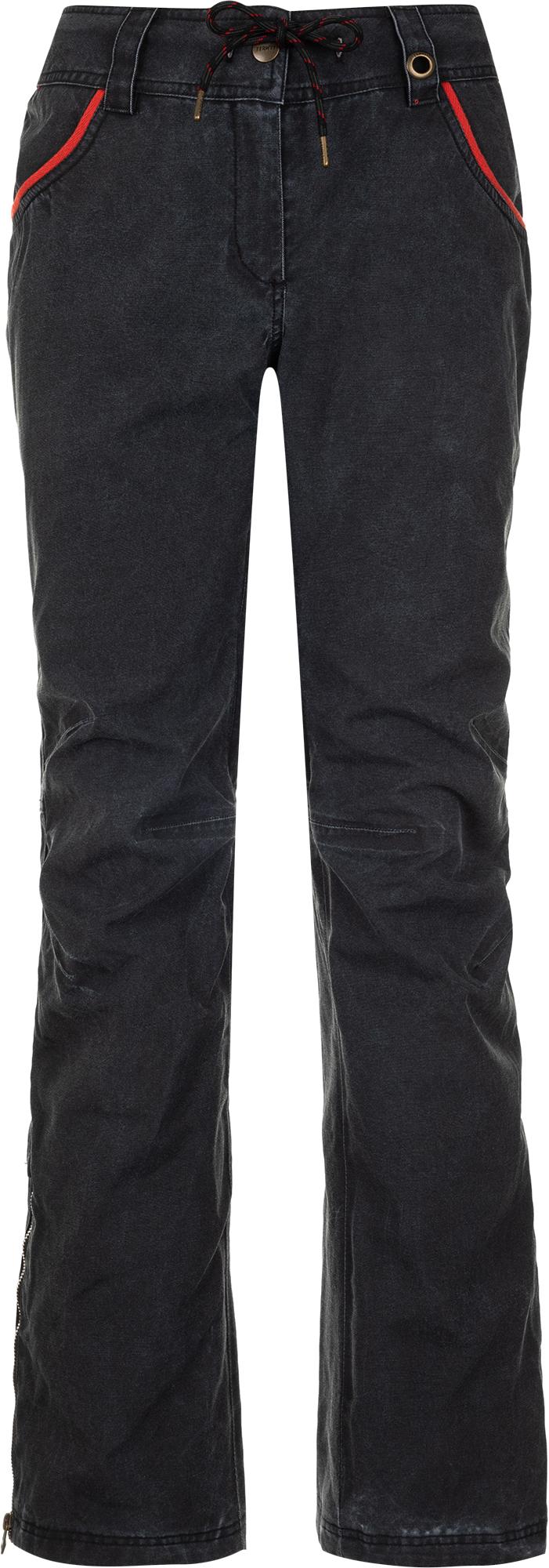 Termit Брюки утепленные женские Termit, размер 48 брюки утепленные женские termit women s trousers цвет черный a19atepaw08 99 размер xl 50