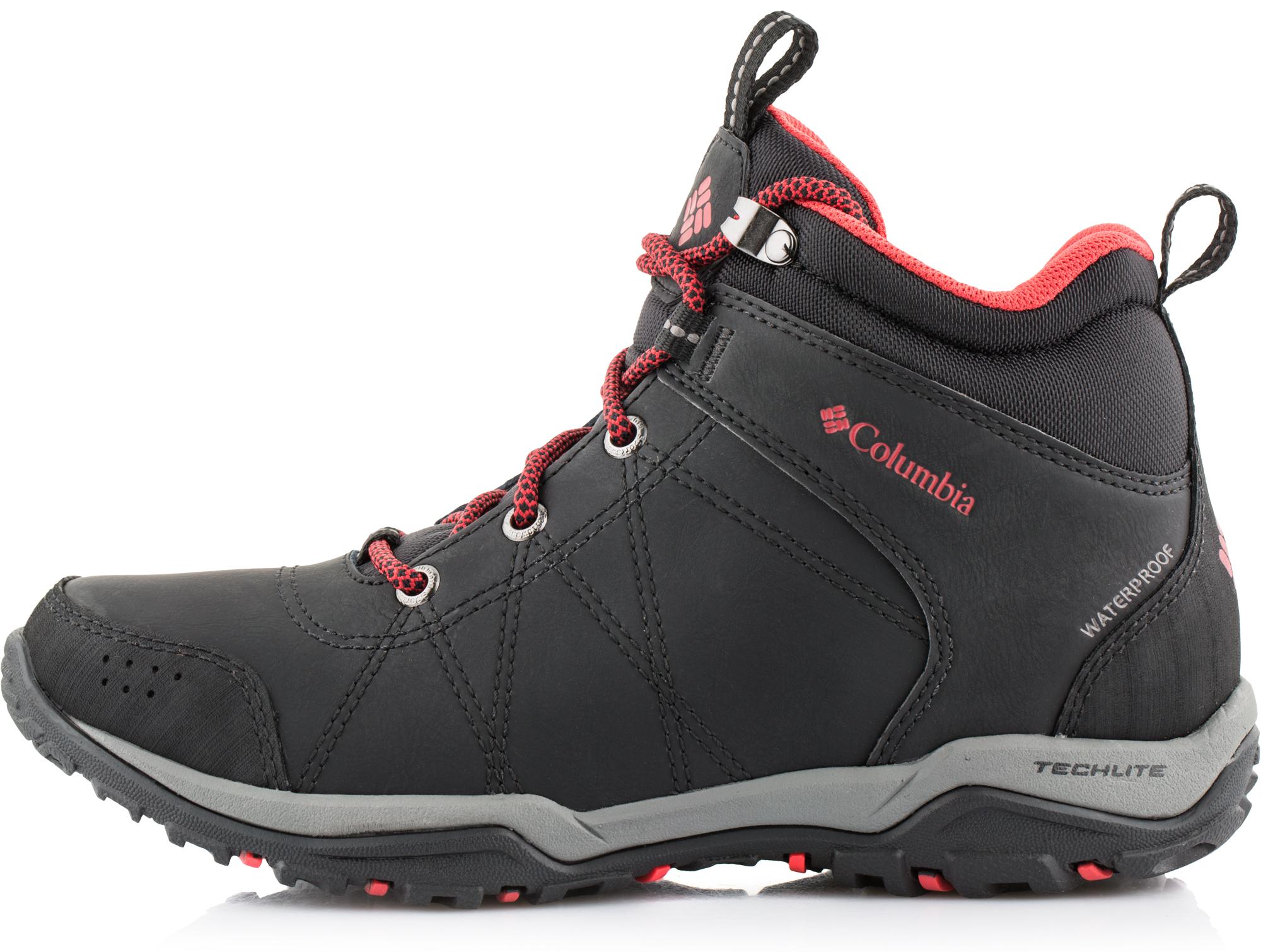 Columbia Ботинки женские Columbia Fire Venture Mid ботинки трекинговые columbia columbia co214awwic83