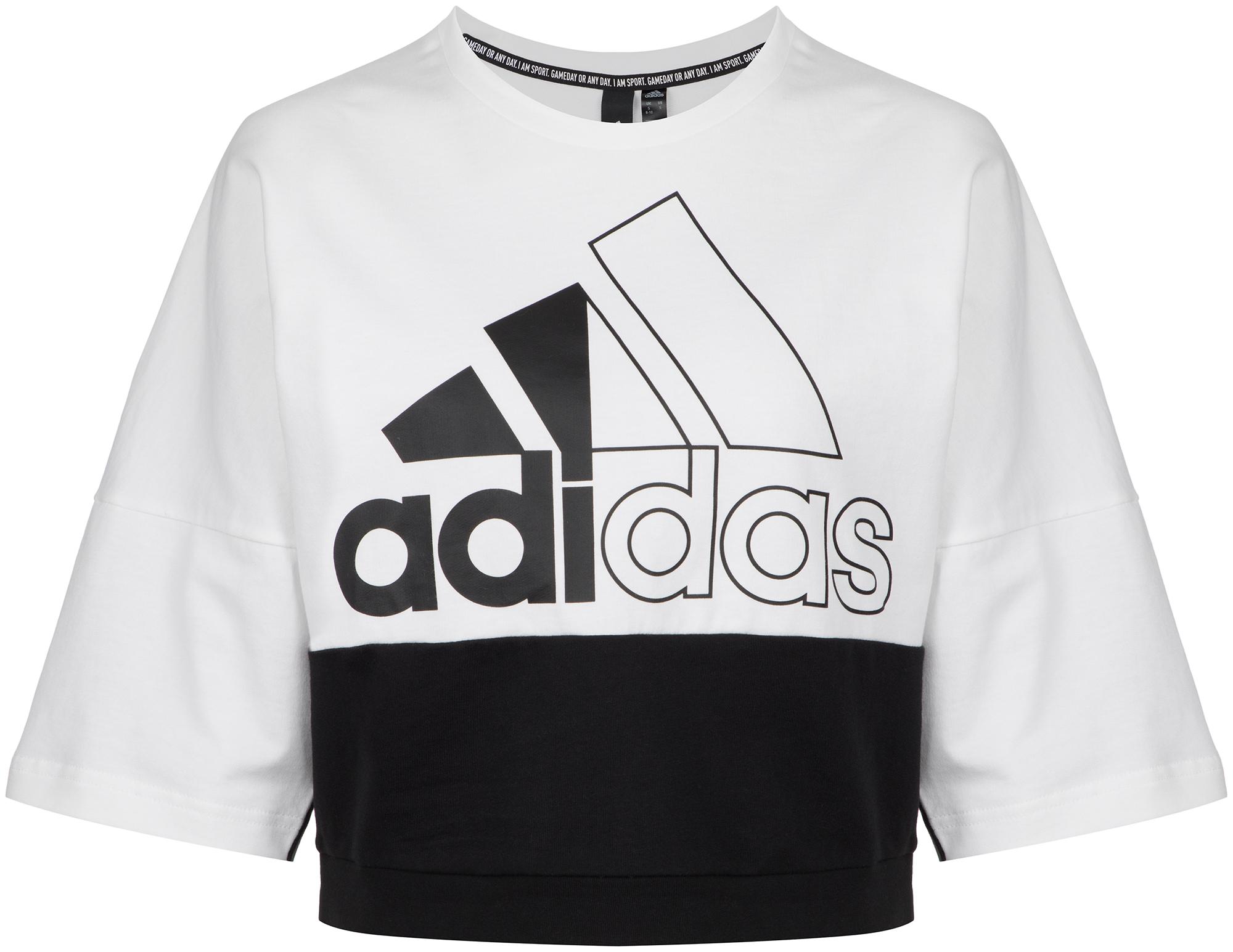 Adidas Футболка женская Adidas, размер 42-44