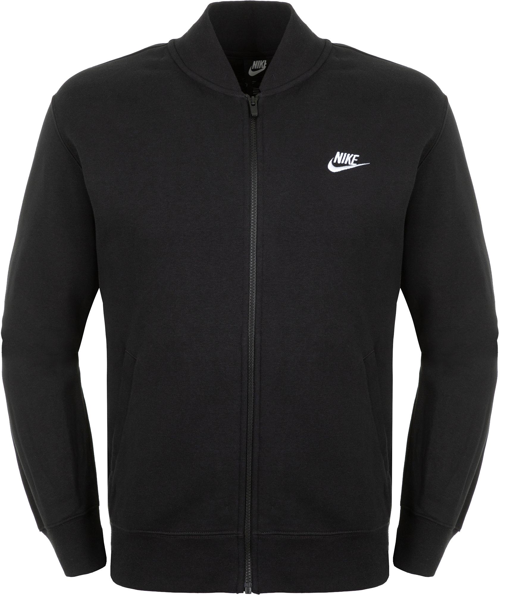 Nike Джемпер утепленный мужской Nike Club, размер 54-56 джемпер для девочки concept club aurelius цвет разноцветный 10210310013 8000 размер 134