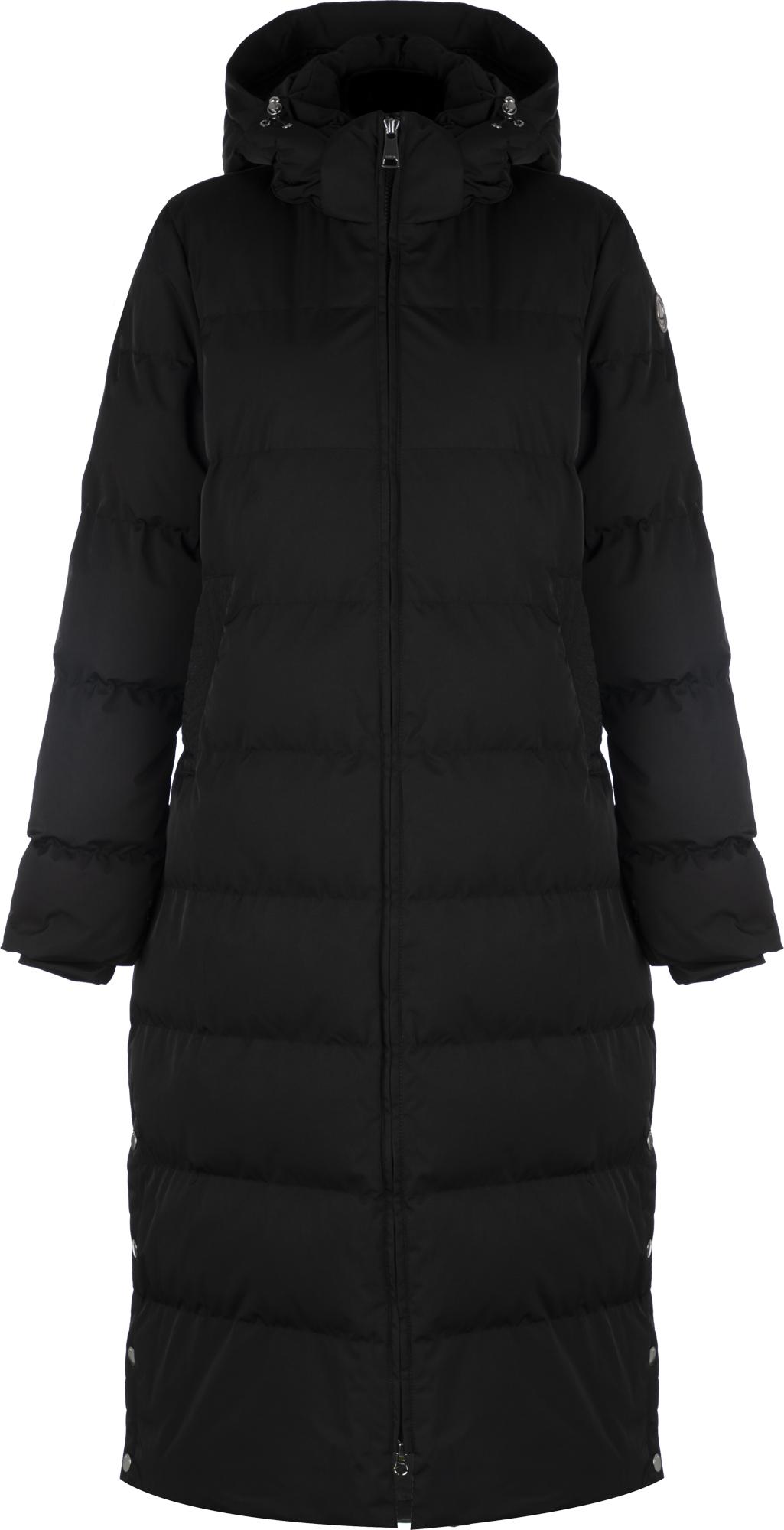 Luhta Пальто утепленное женское Luhta Isooneva, размер 50 женское пальто trafalgar diffuse ricci 2014