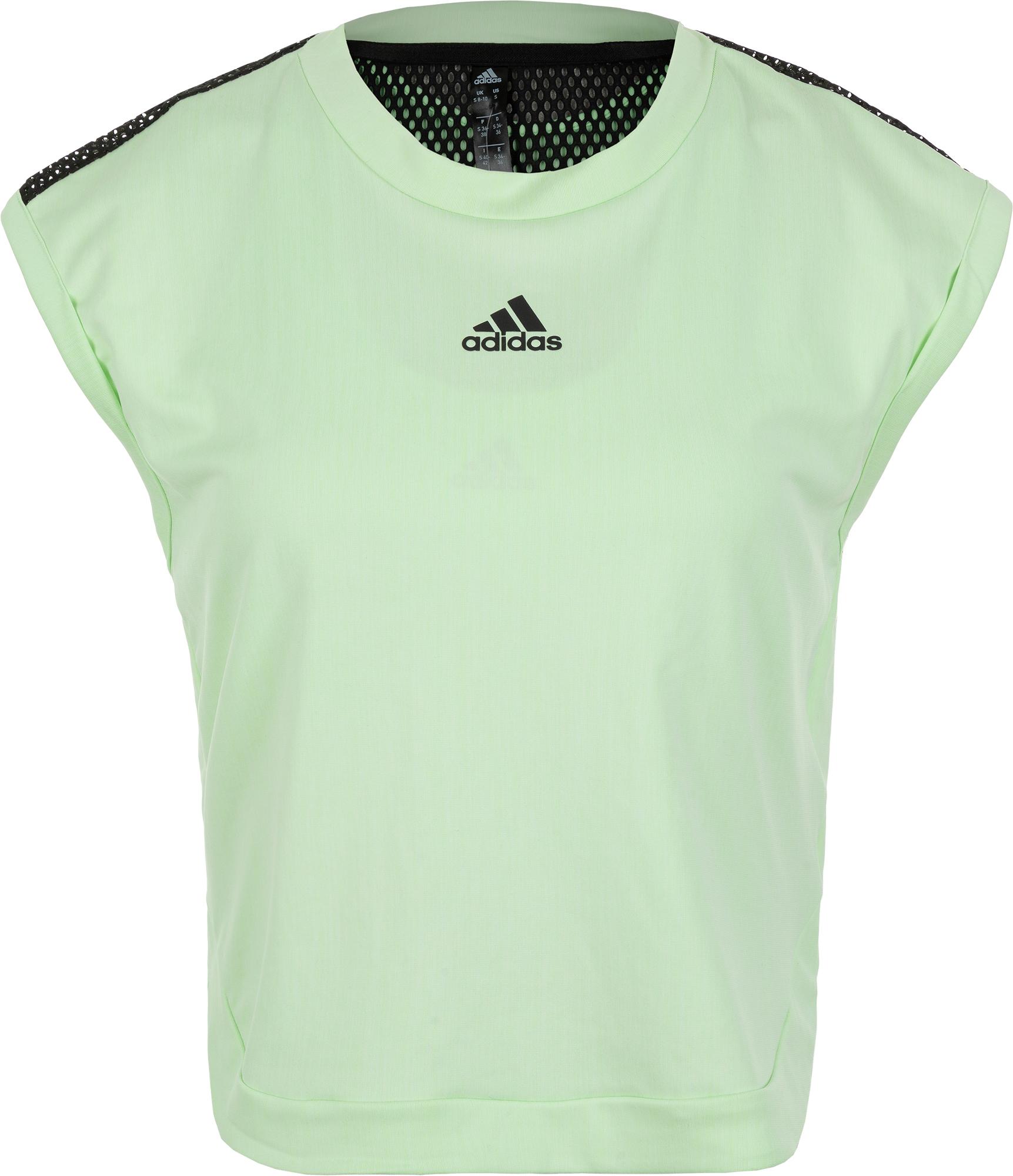 Adidas Футболка женская Adidas New York, размер 46-48 цена