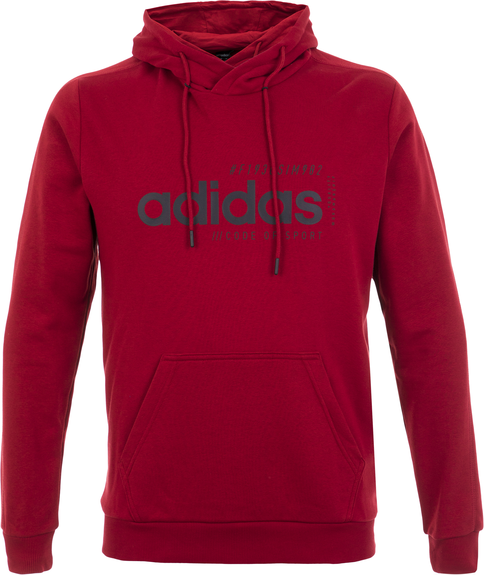 Adidas Худи мужская Brilliant Basics, размер 50