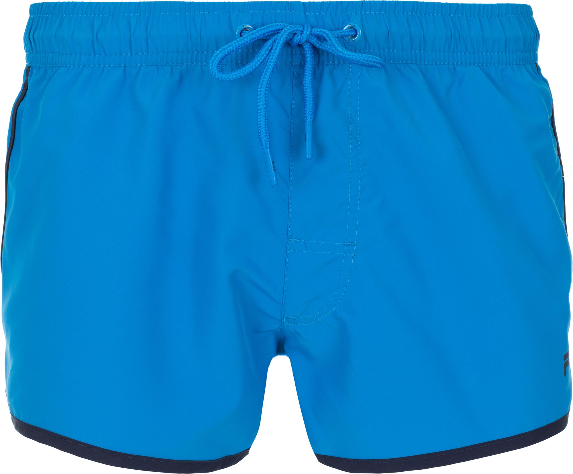 Fila Шорты плавательные мужские Fila, размер 52 fila плавки шорты мужские fila размер 54