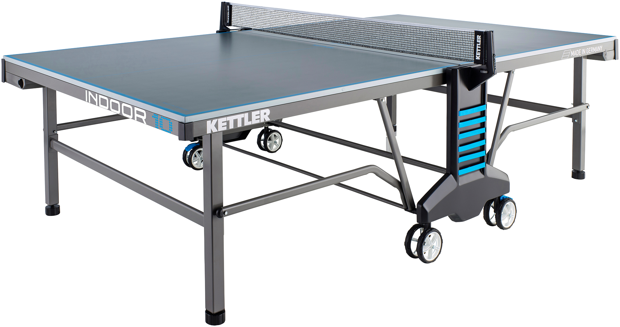 Kettler Теннисный стол для помещений Kettler Indoor 10 теннисный стол всепогодный torneo