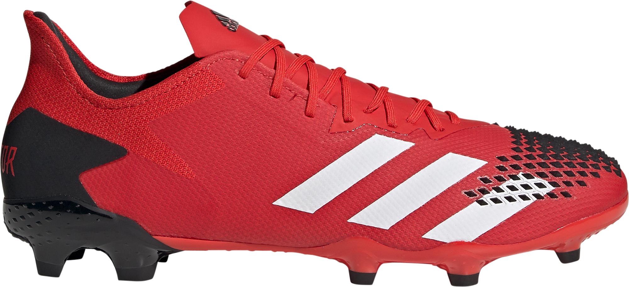 Adidas Бутсы мужские Adidas Predator 20.2 FG, размер 39 бутсы adidas predator 18 3 fg db2001