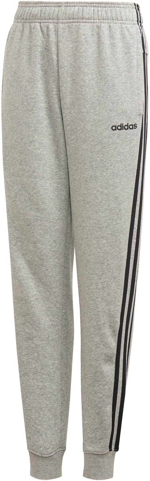 Adidas Брюки для мальчиков adidas Essentials 3 Stripes, размер 128 adidas легинсы для девочек adidas essentials 3 stripes размер 128