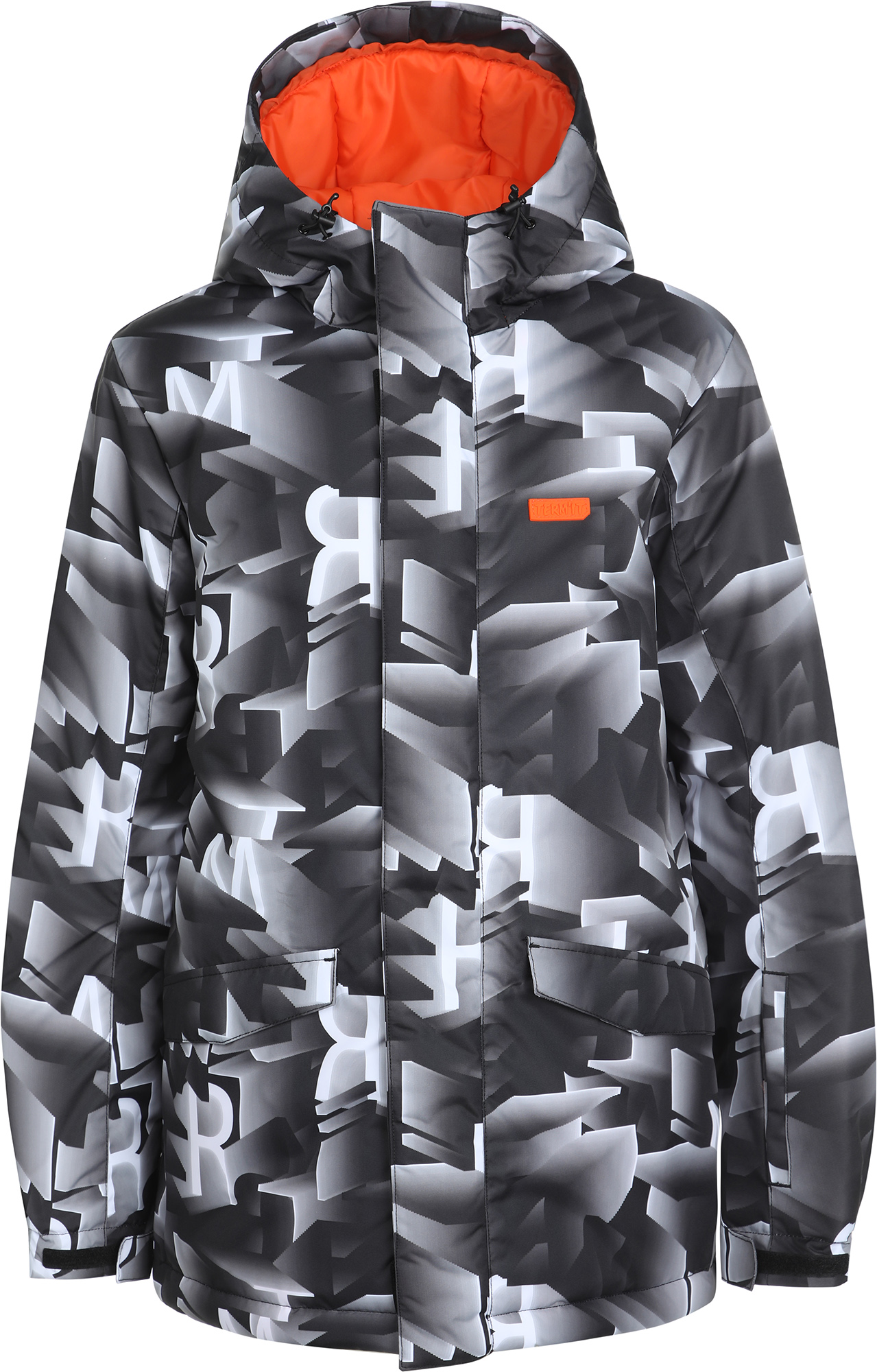 Termit Куртка утепленная для мальчиков Termit, размер 140