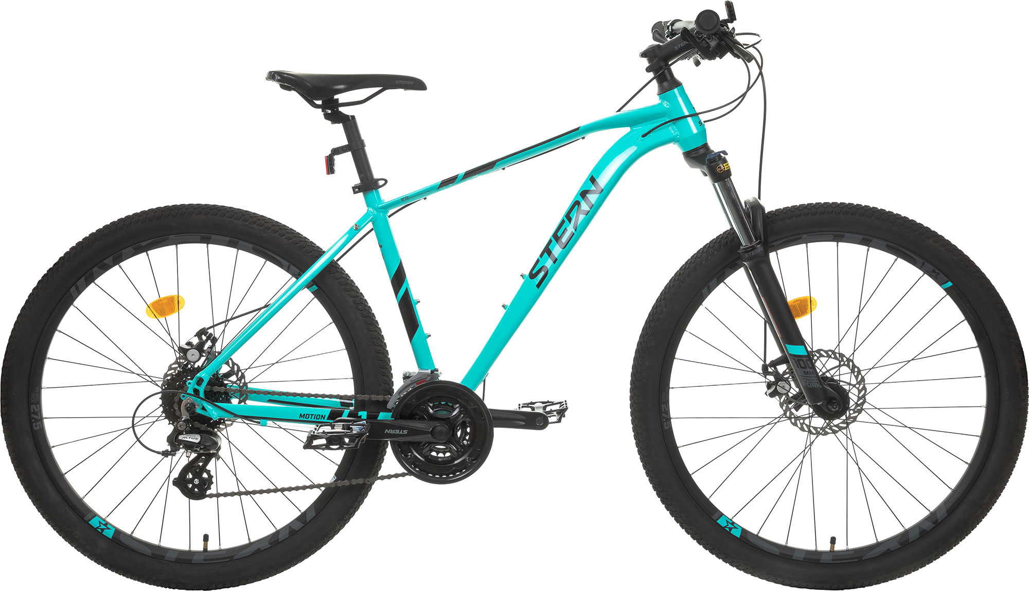 Stern Велосипед горный Motion 1.0 alt 27.5
