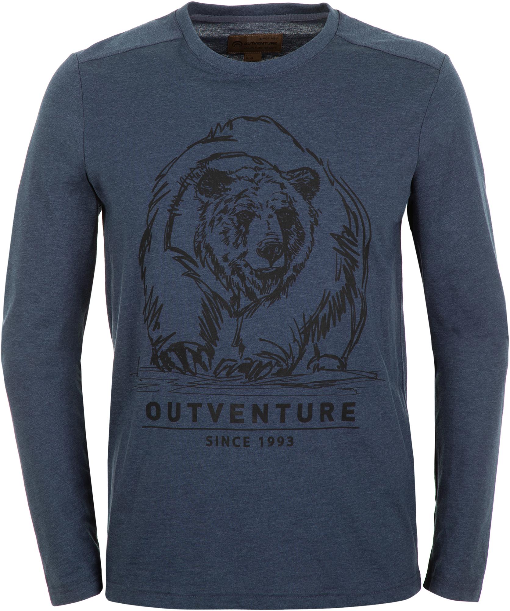 цена на Outventure Лонгслив мужской Outventure, размер 48