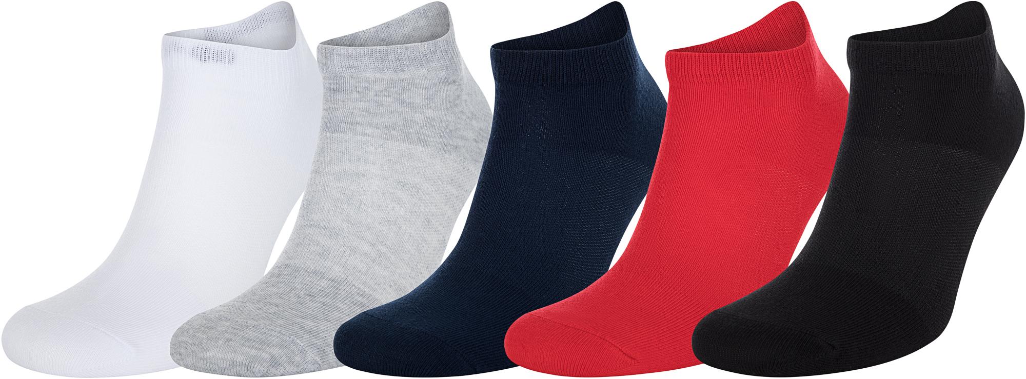 Demix Носки Demix, 5 пар, размер 43-46 стоимость