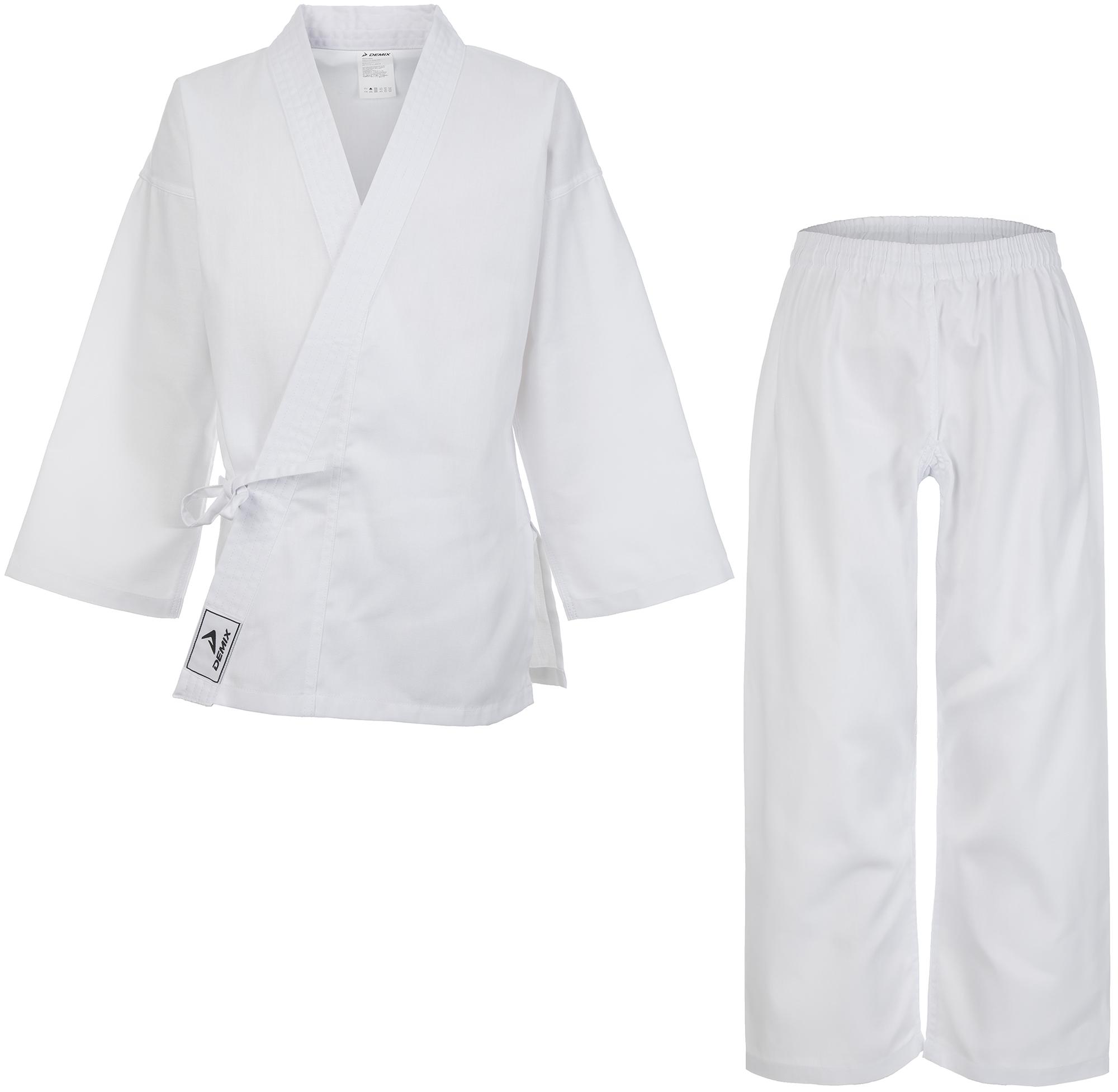 Demix Кимоно для карате мальчиков Demix, размер 150