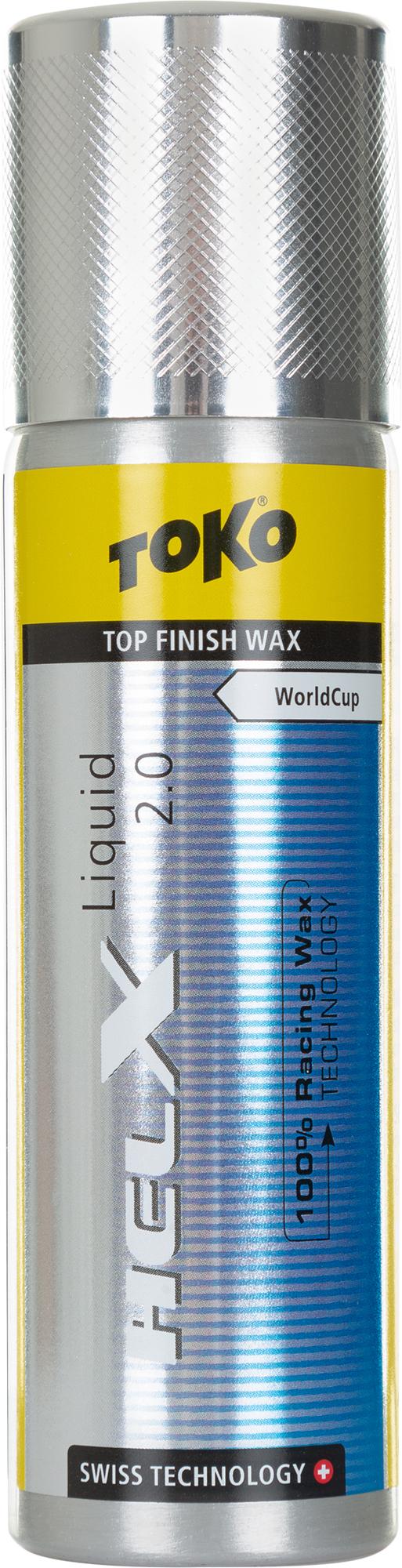 Toko Эмульсия фторуглеродная для беговых лыж TOKO HelX liquid 2.0 blue