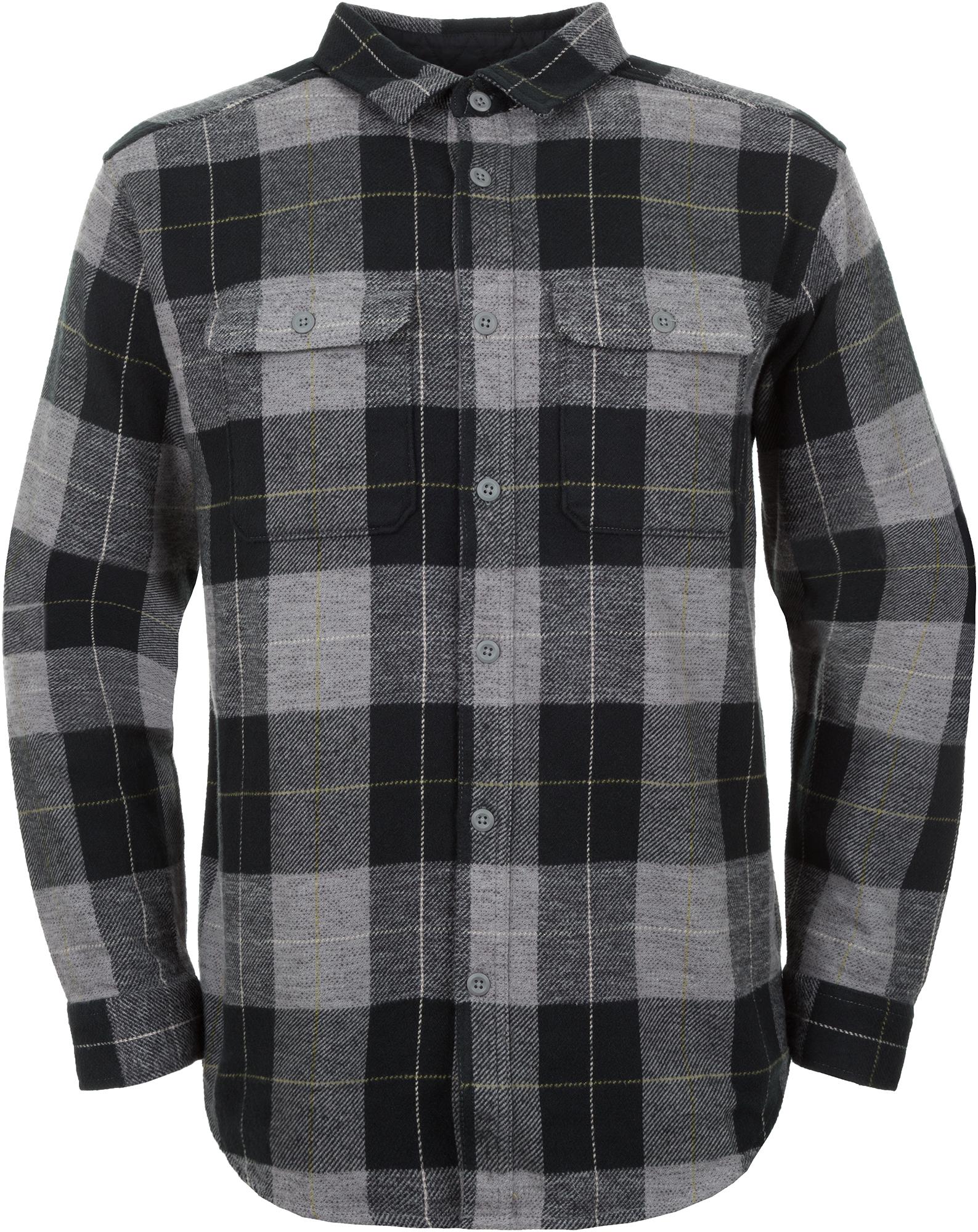 Mountain Hardwear Рубашка с длинным рукавом мужская Mountain Hardwear Walcott, размер 50