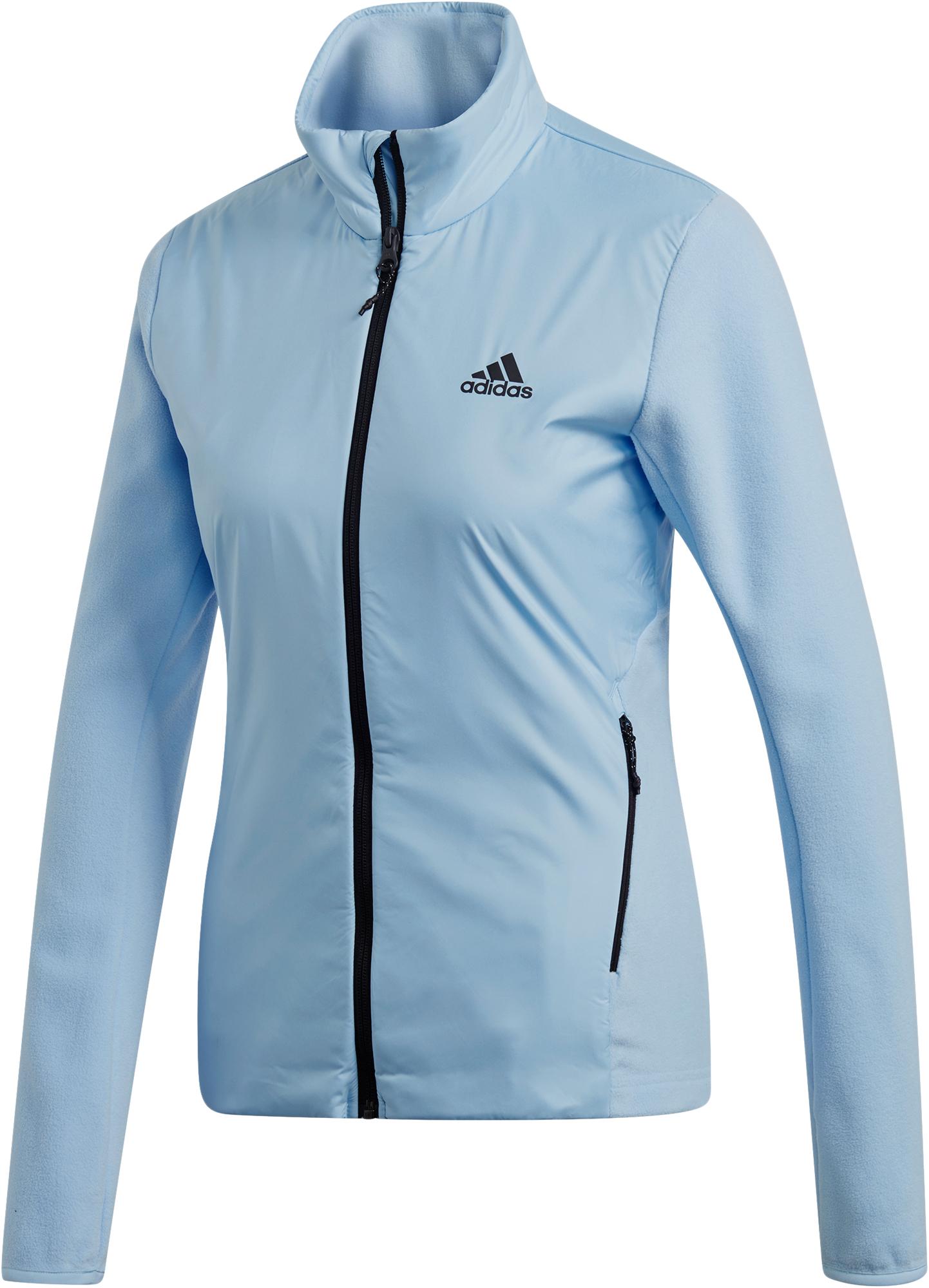 Adidas Олимпийка женская Windfleece, размер 50-52