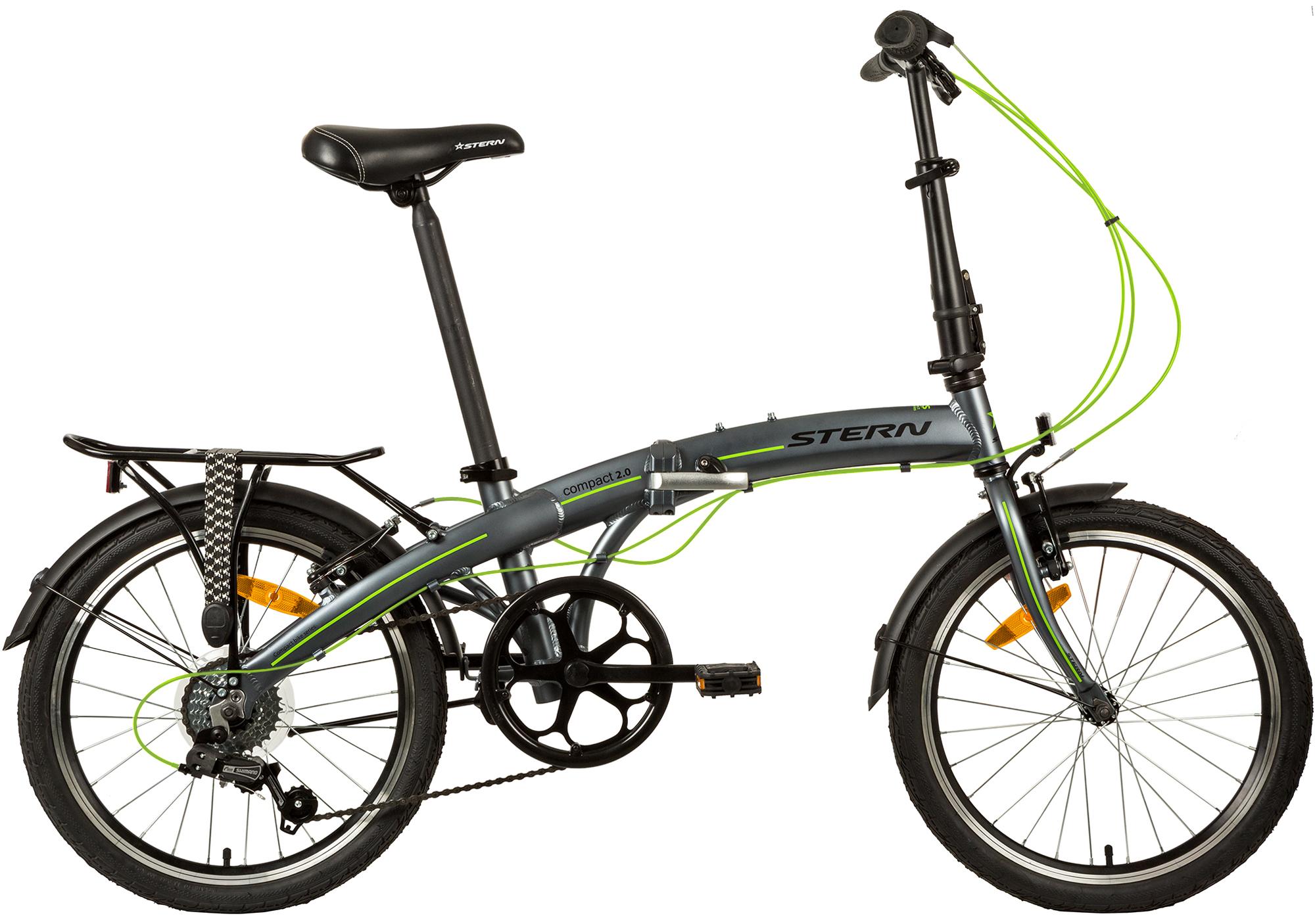 Stern Велосипед складной Stern Compact 2.0 20