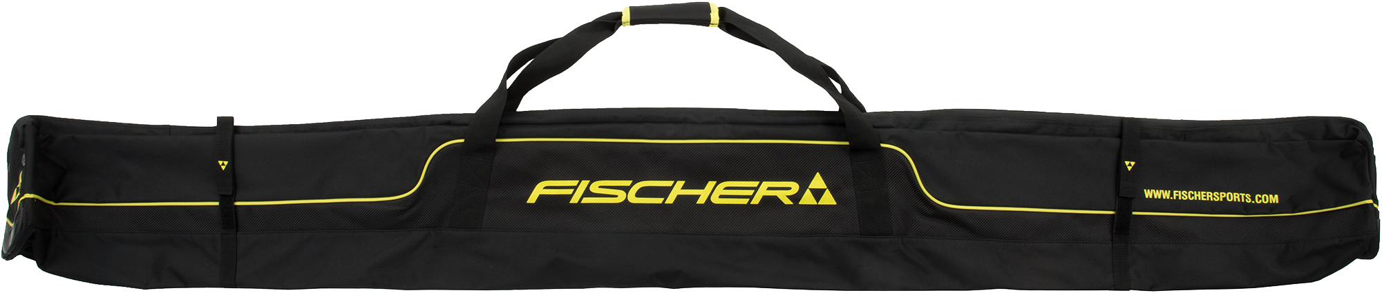 Fischer Чехол Fischer XC PERFORMANCE для беговых лыж 210 см, 1 пара цены онлайн