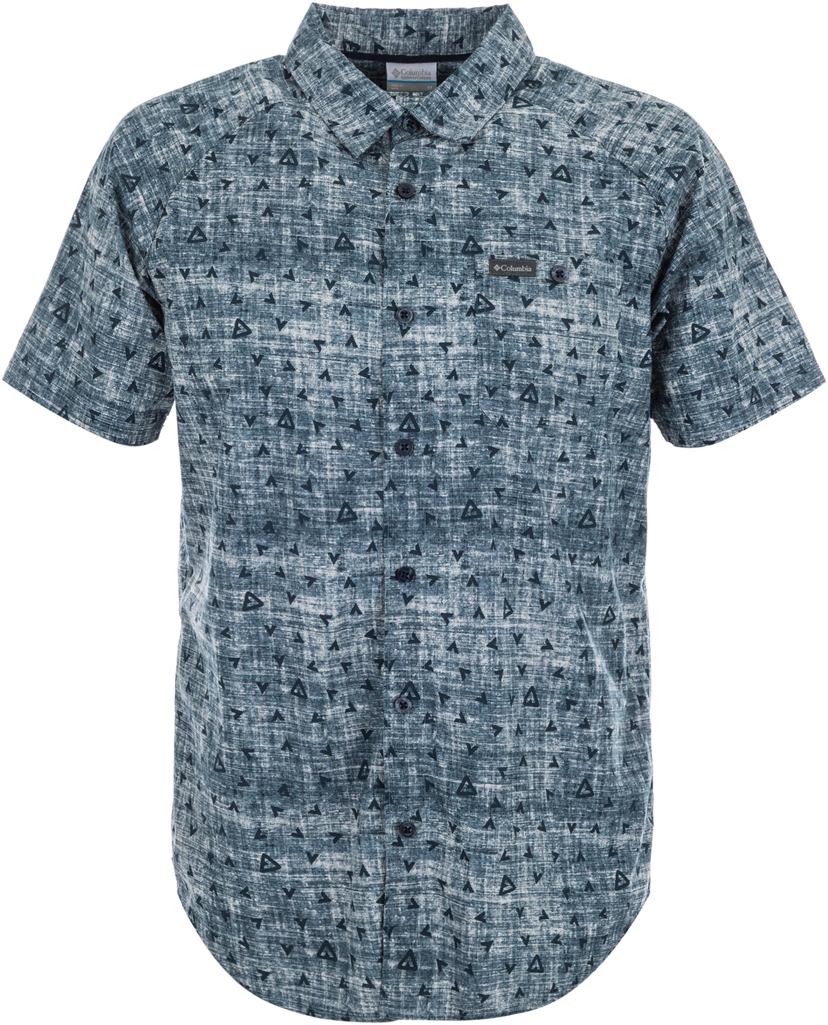 цена Columbia Рубашка мужская Columbia Brentyn Trail, размер 56-58 в интернет-магазинах