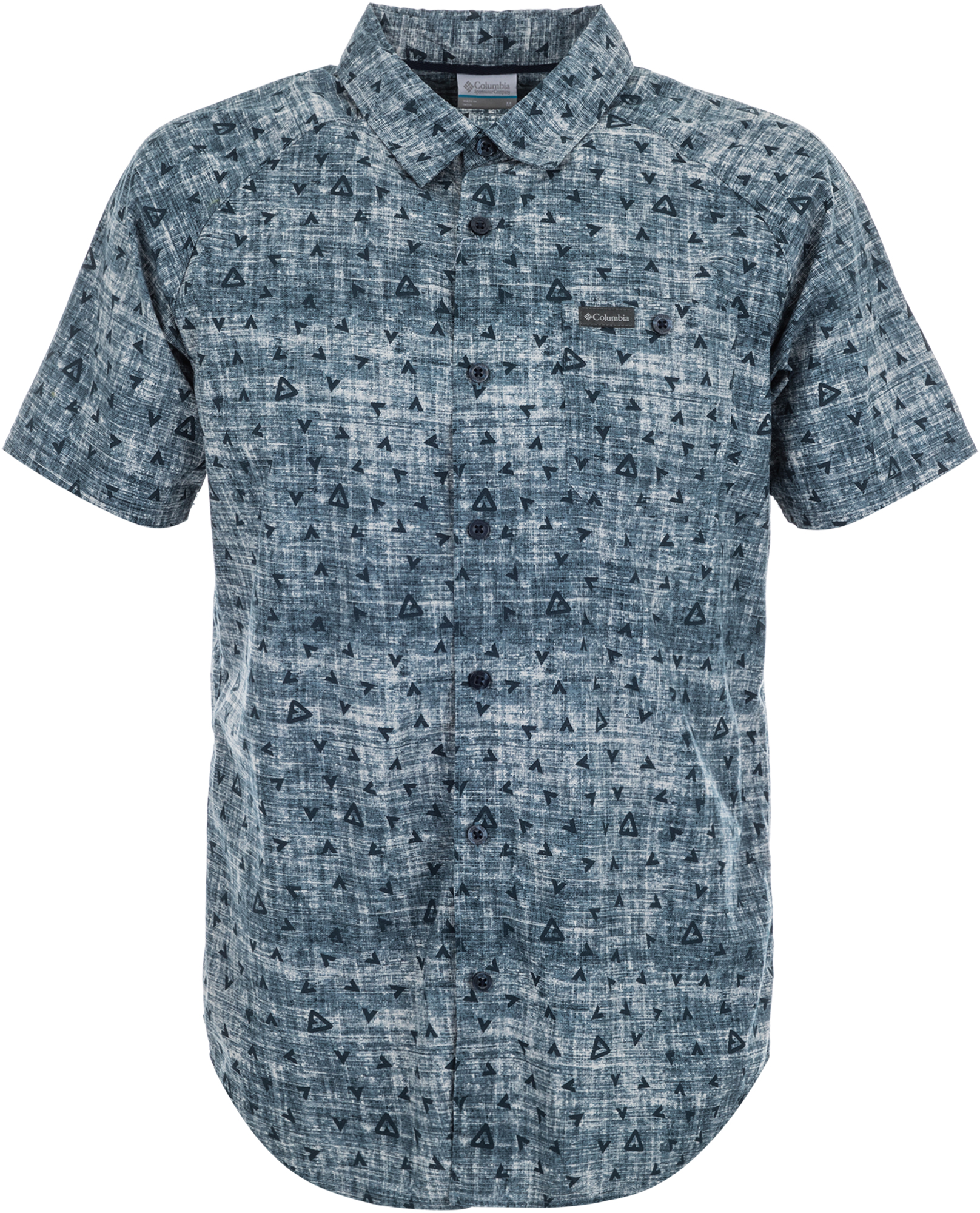 Columbia Рубашка мужская Columbia Brentyn Trail, размер 56-58
