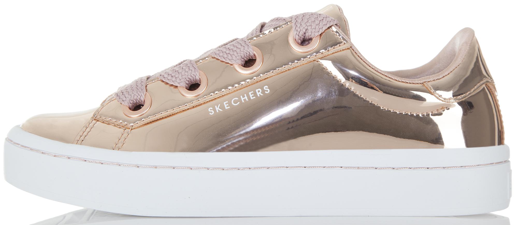 Skechers Кеды женские Skechers Hi-Lite, размер 38,5 женские кеды ulzzang