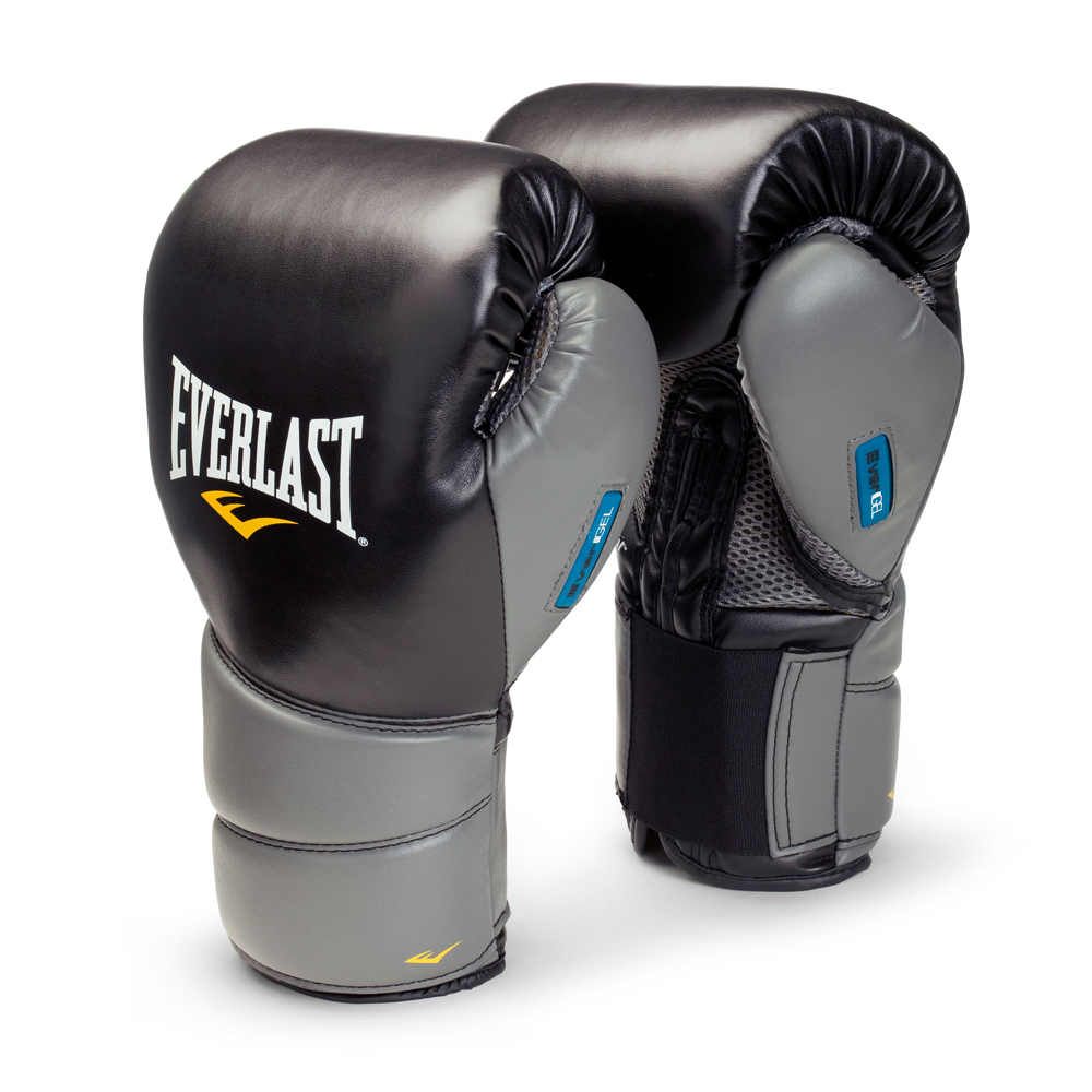 Everlast Перчатки тренировочные Everlast Protex2 Gel PU nike лонгслив element 1 2 zip ls top yth