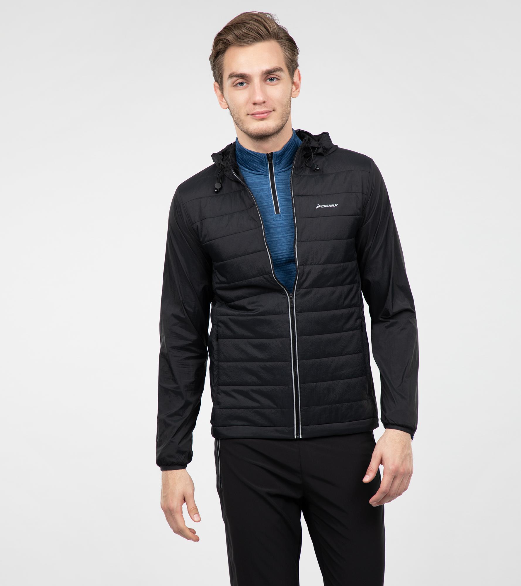 Demix Куртка утепленная мужская Demix, размер 52 цены онлайн