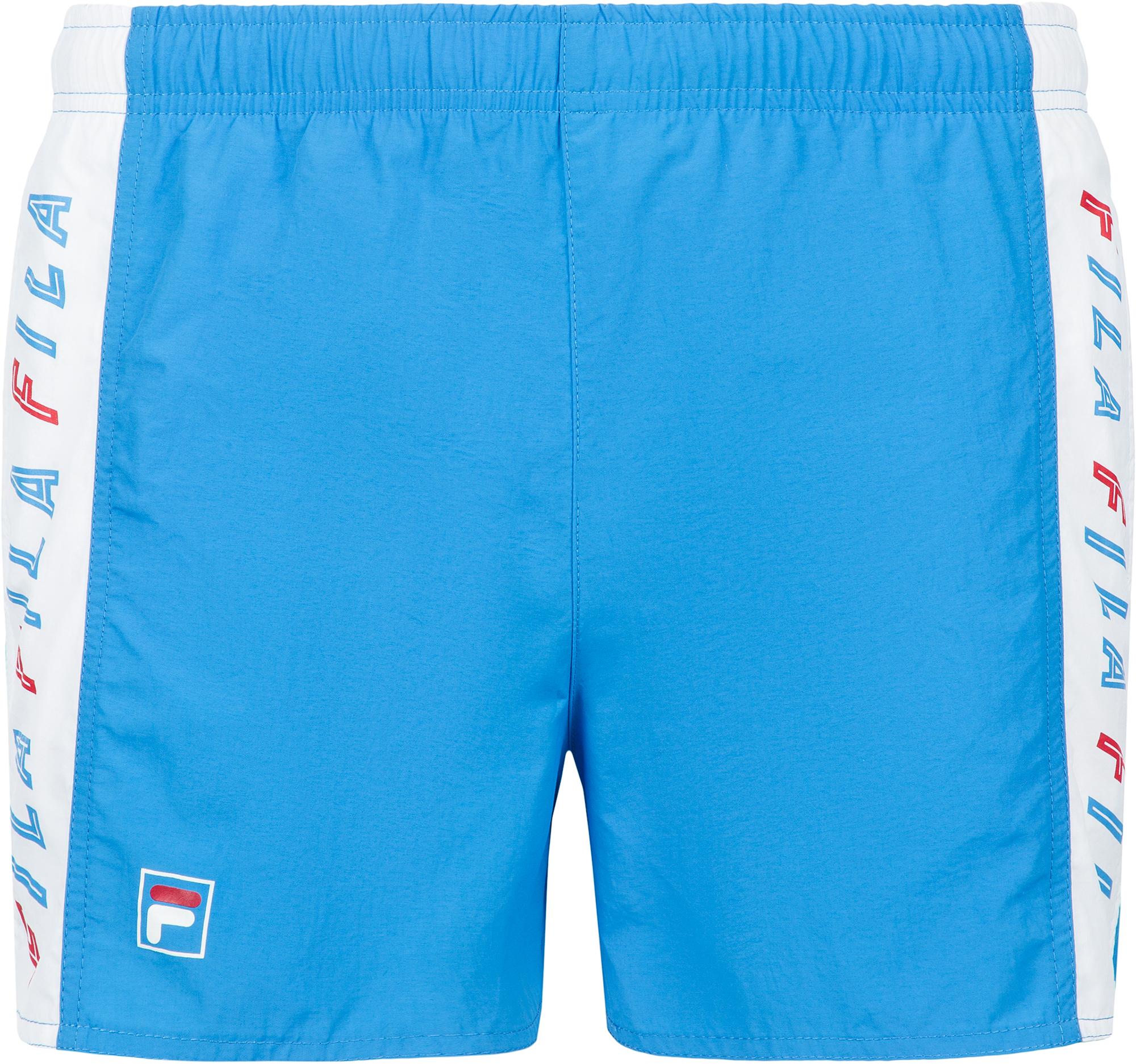 Фото - FILA Шорты плавательные мужские FILA, размер 48 fila шорты плавательные для мальчиков fila размер 164
