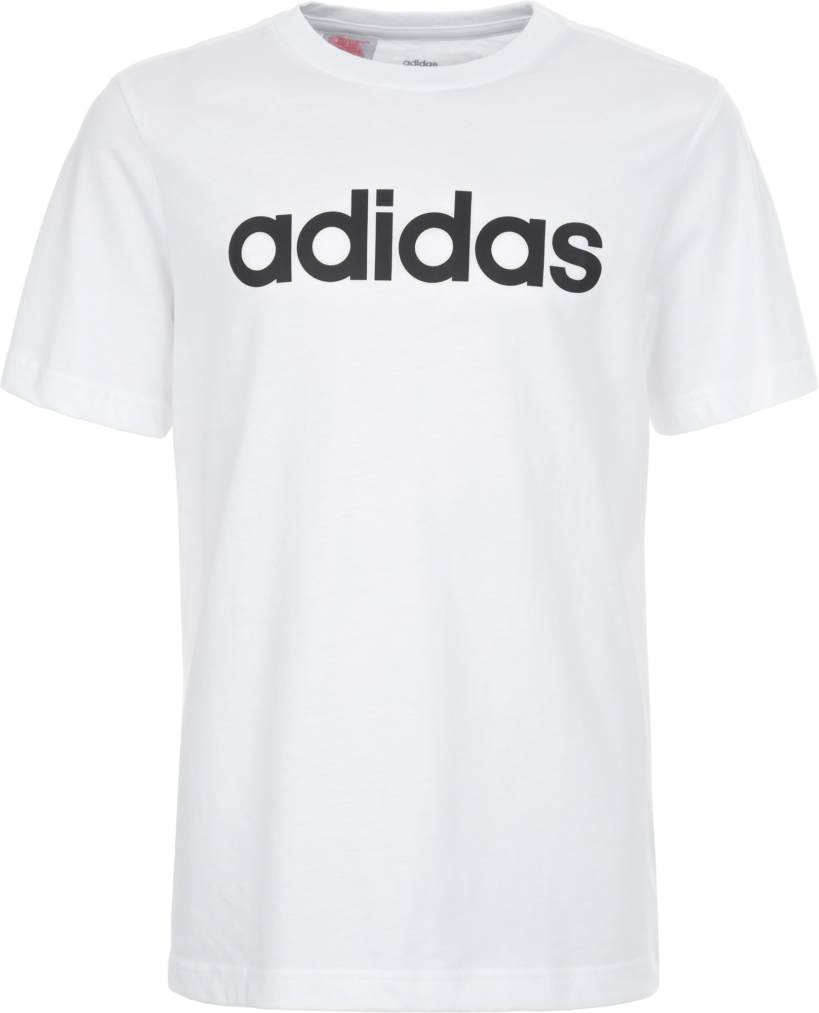 цены Adidas Футболка для мальчиков Adidas Essentials Linear Logo, размер 164