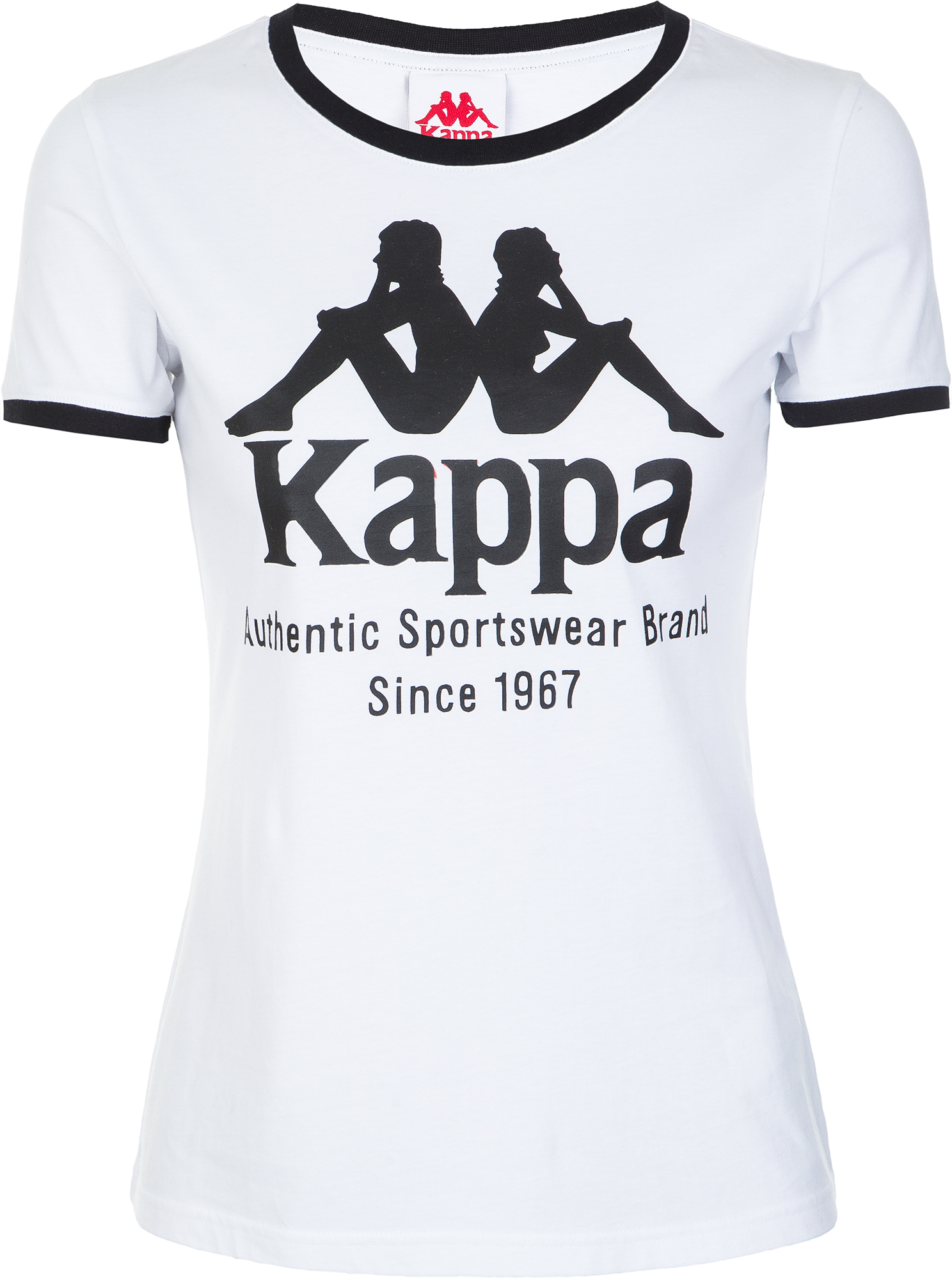цены Kappa Футболка женская Kappa, размер 46