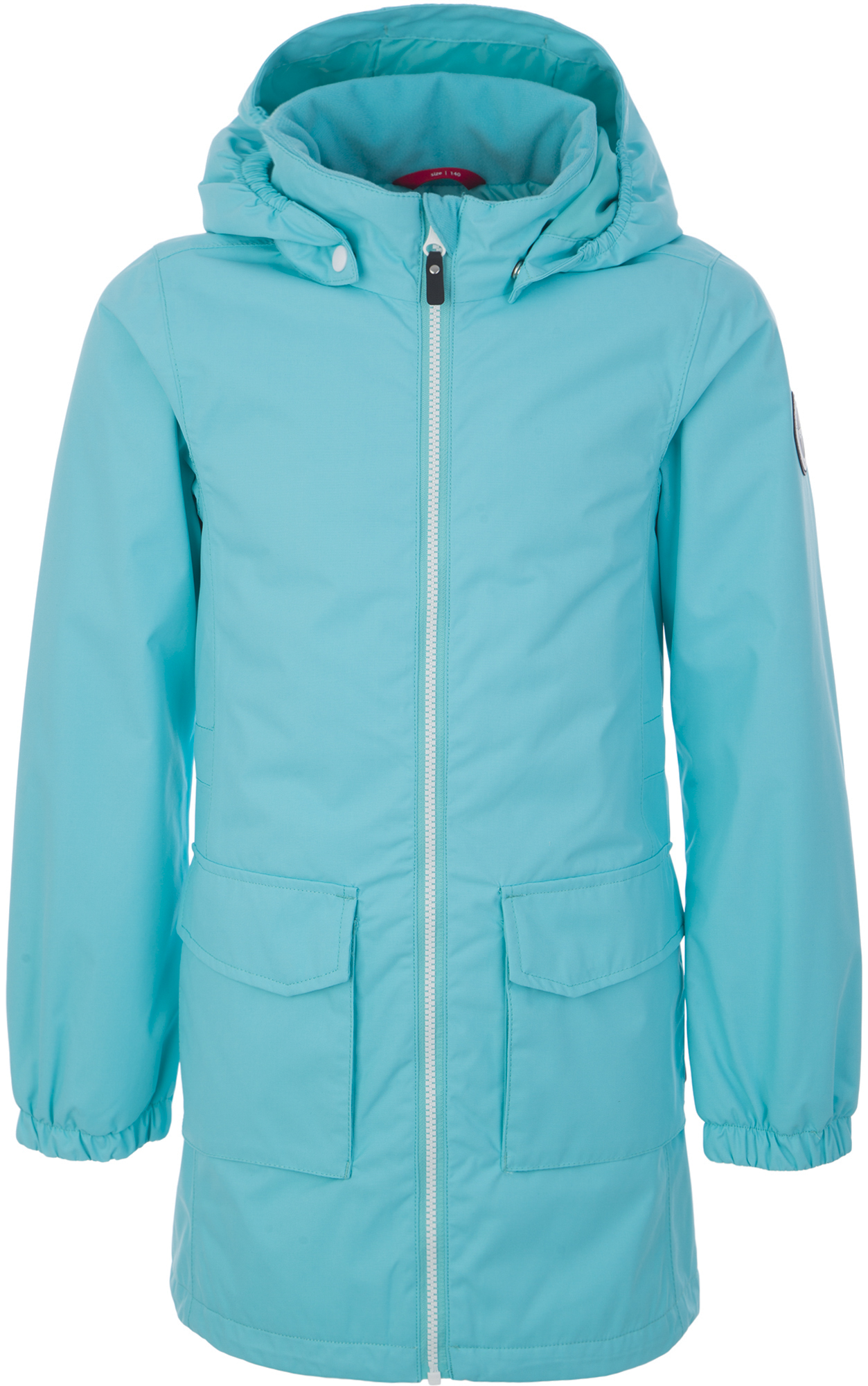 Reima Куртка утепленная для девочек Reima Satama, размер 146 цена
