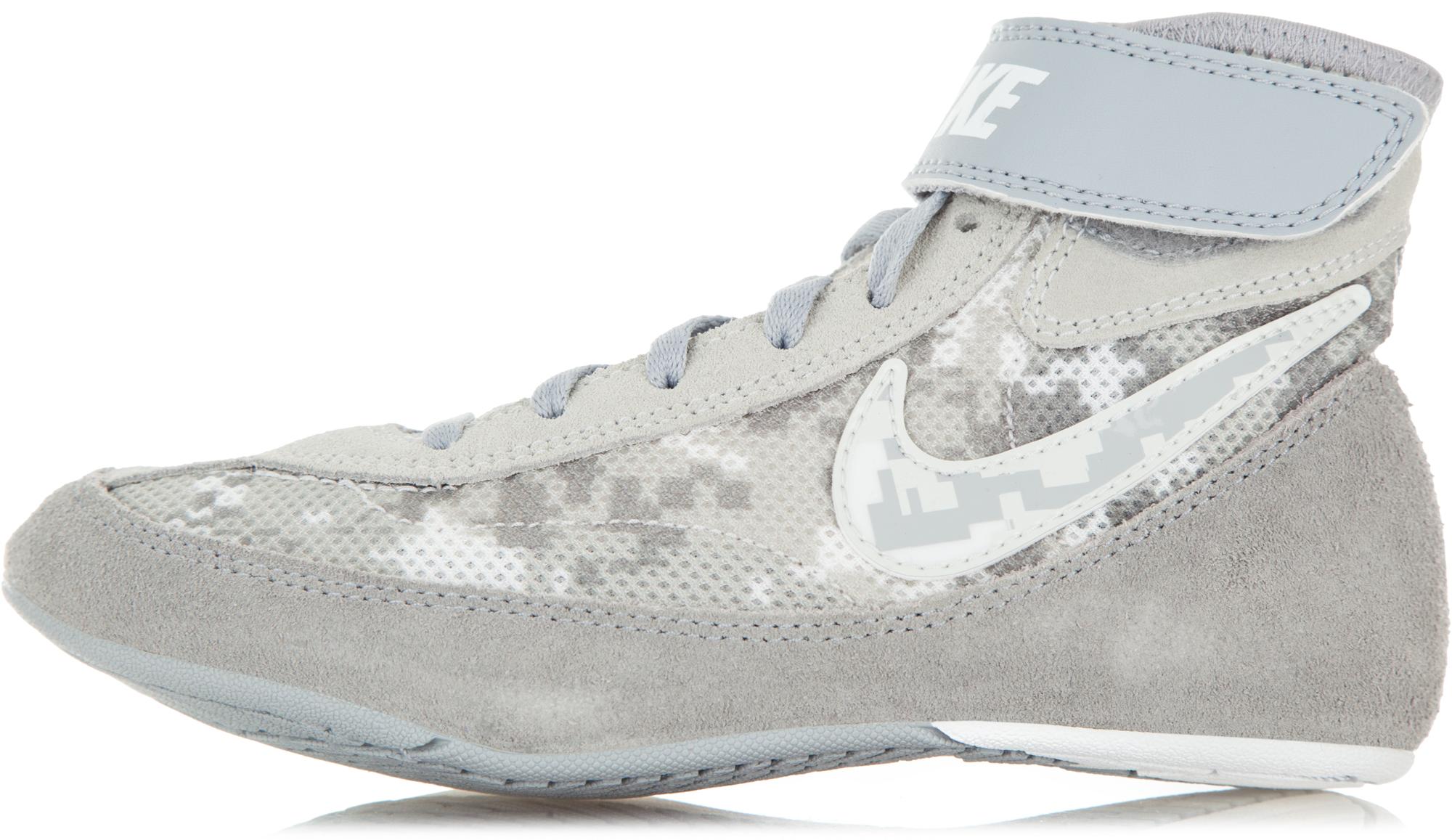 Nike Борцовки для мальчиков Nike Speedsweep Vii, размер 37,5 борцовки adidas combat speed 5 серо желтые ba8006